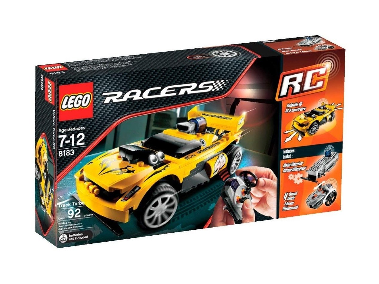 LEGO Racers 8183 Track Turbo RC