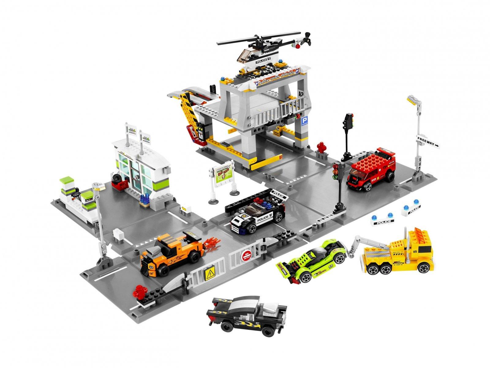 LEGO Racers Street Extreme 8186