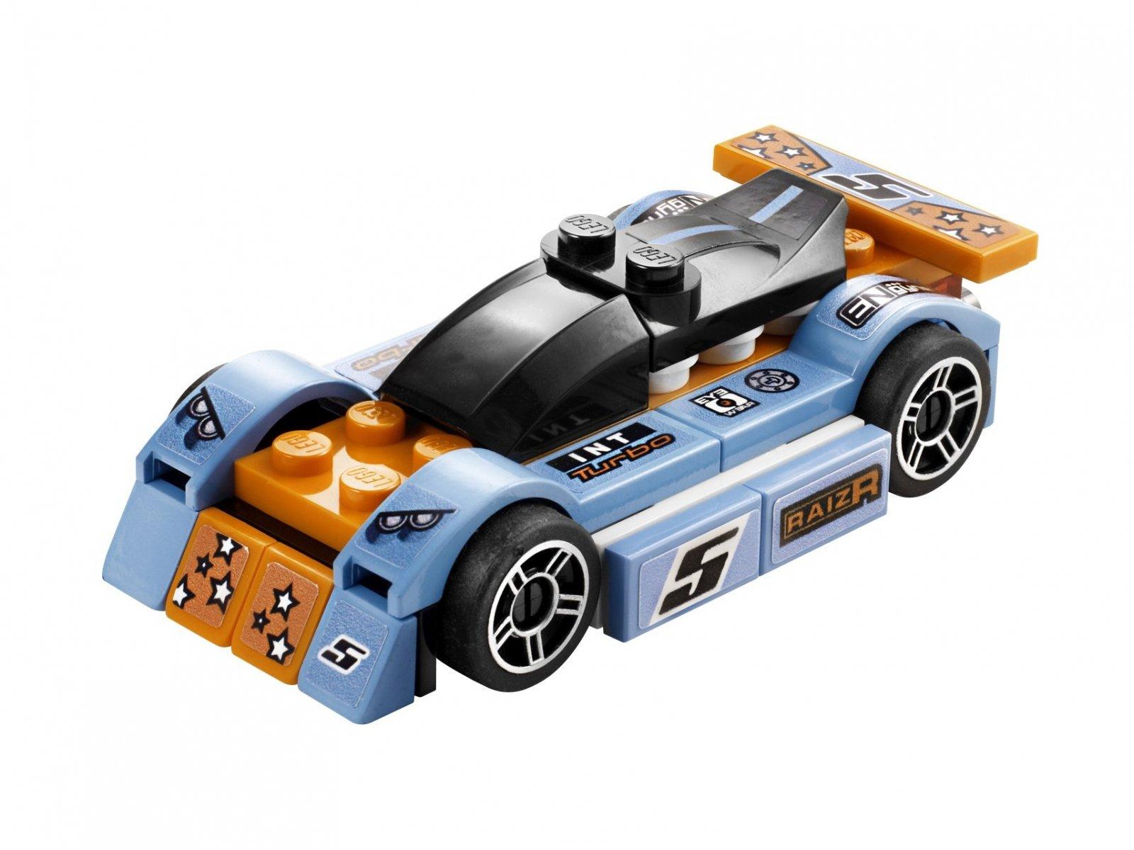 LEGO Racers Niebieski Pocisk 8193