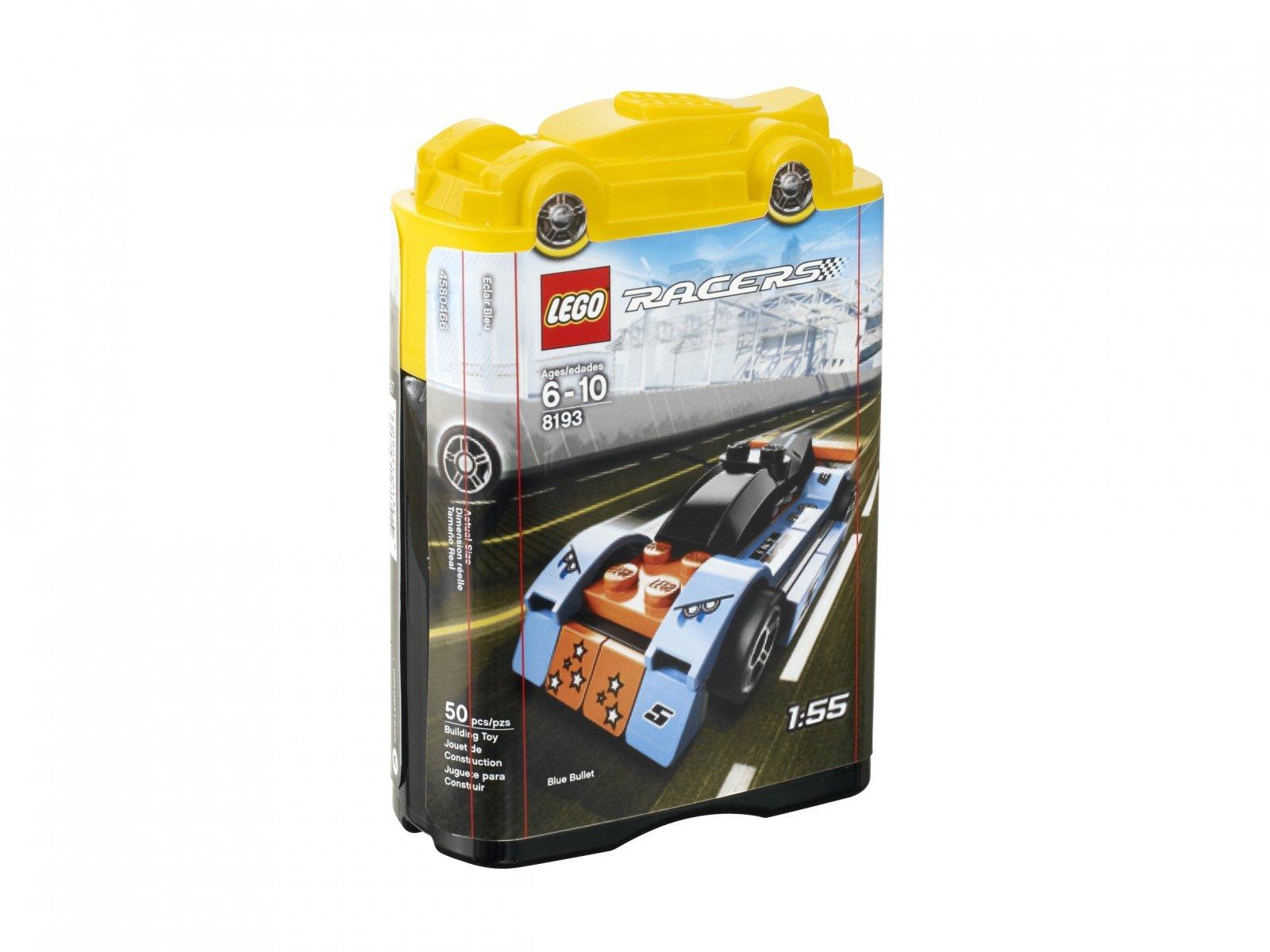 LEGO 8193 Niebieski Pocisk