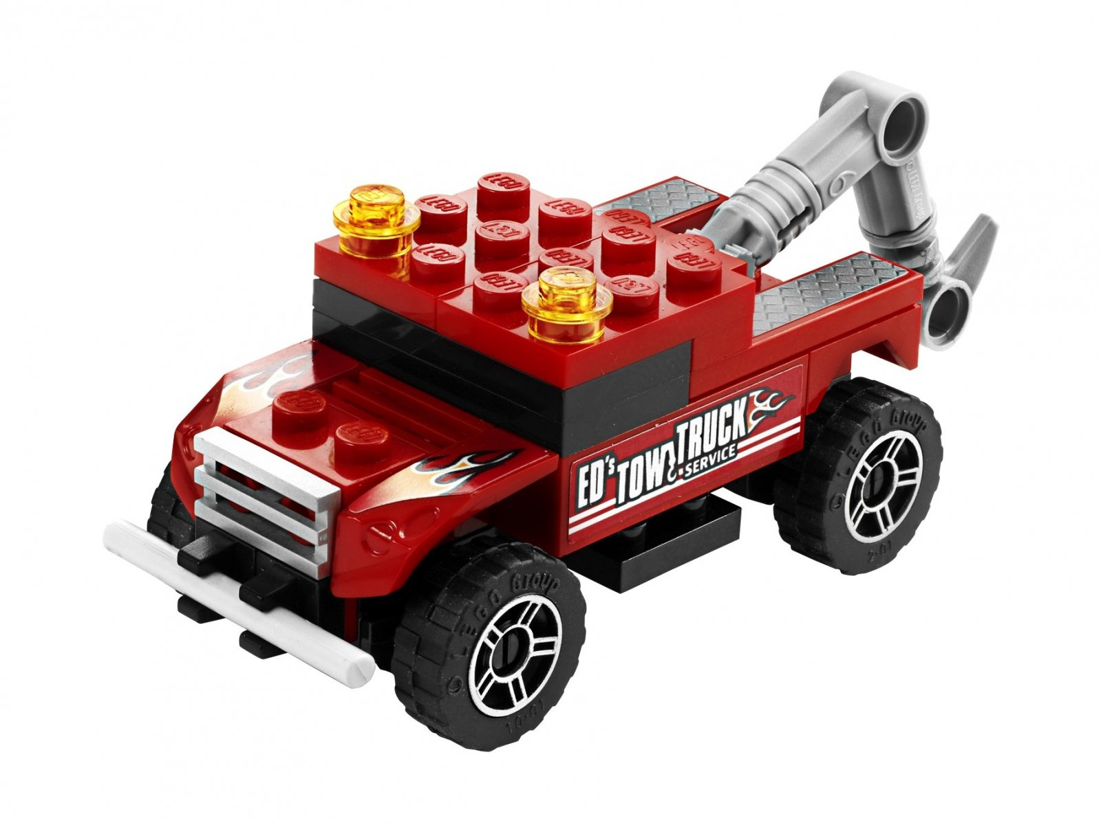 LEGO Racers Turbo Holownik 8195