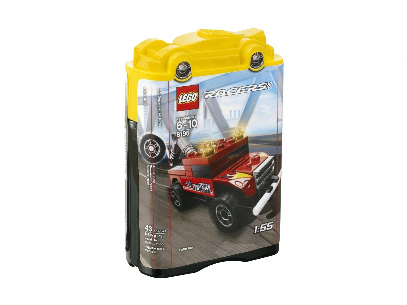LEGO 8195 Racers Turbo Holownik
