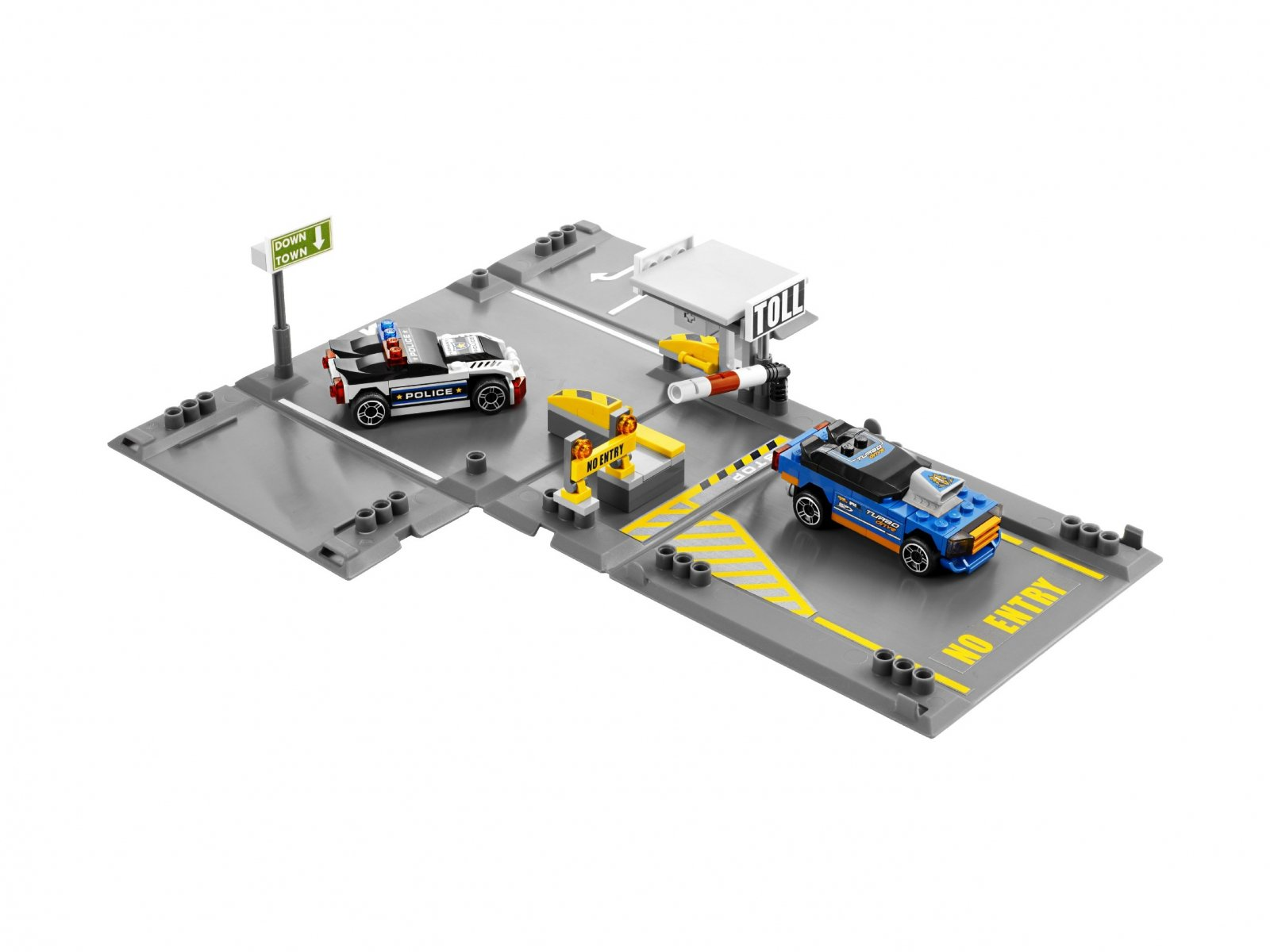 LEGO Racers Chaos na autostradzie 8197