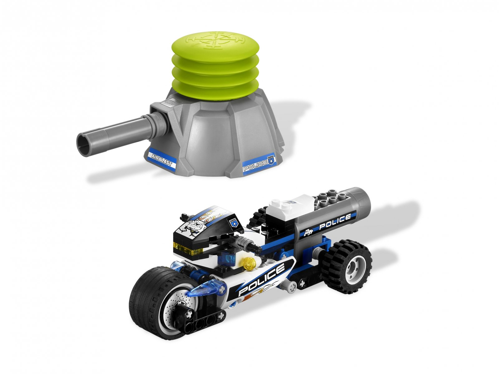 LEGO 8221 Racers Szybki Egzekutor