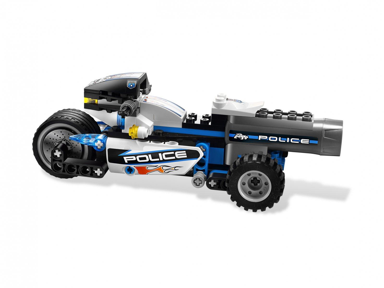 LEGO Racers 8221 Szybki Egzekutor
