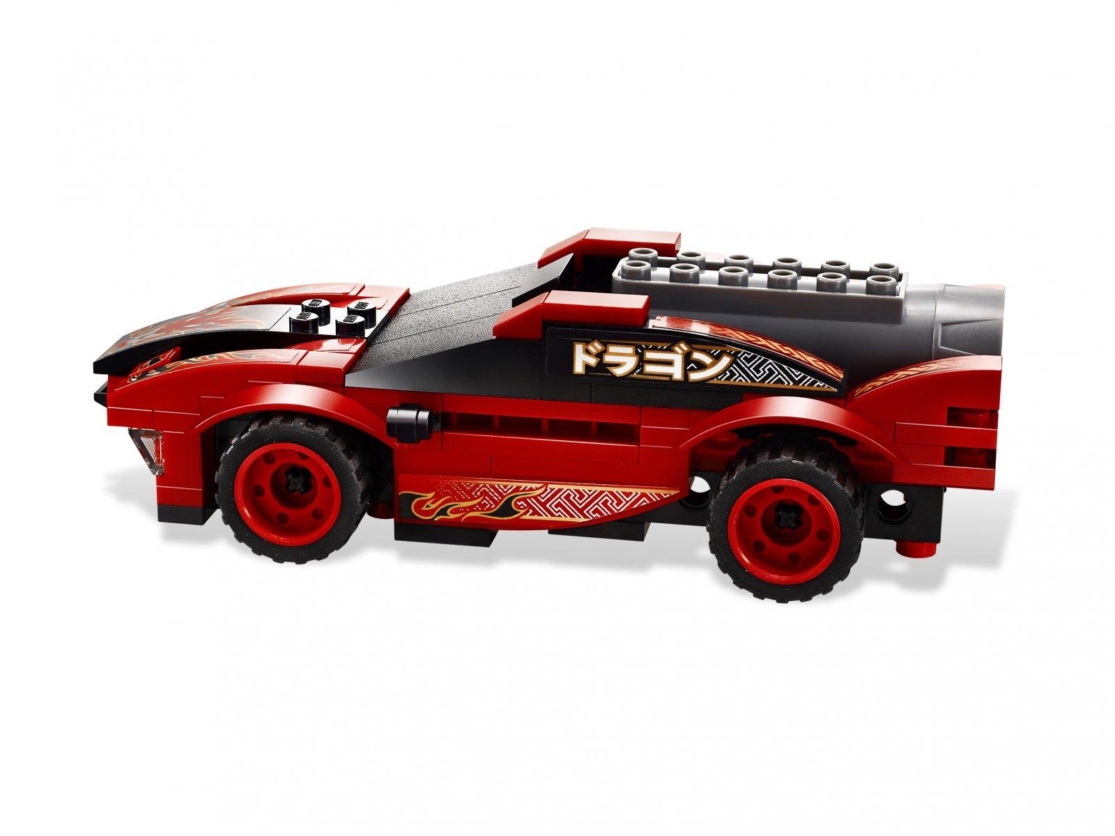 LEGO Racers 8227 Smoczy Wojownik