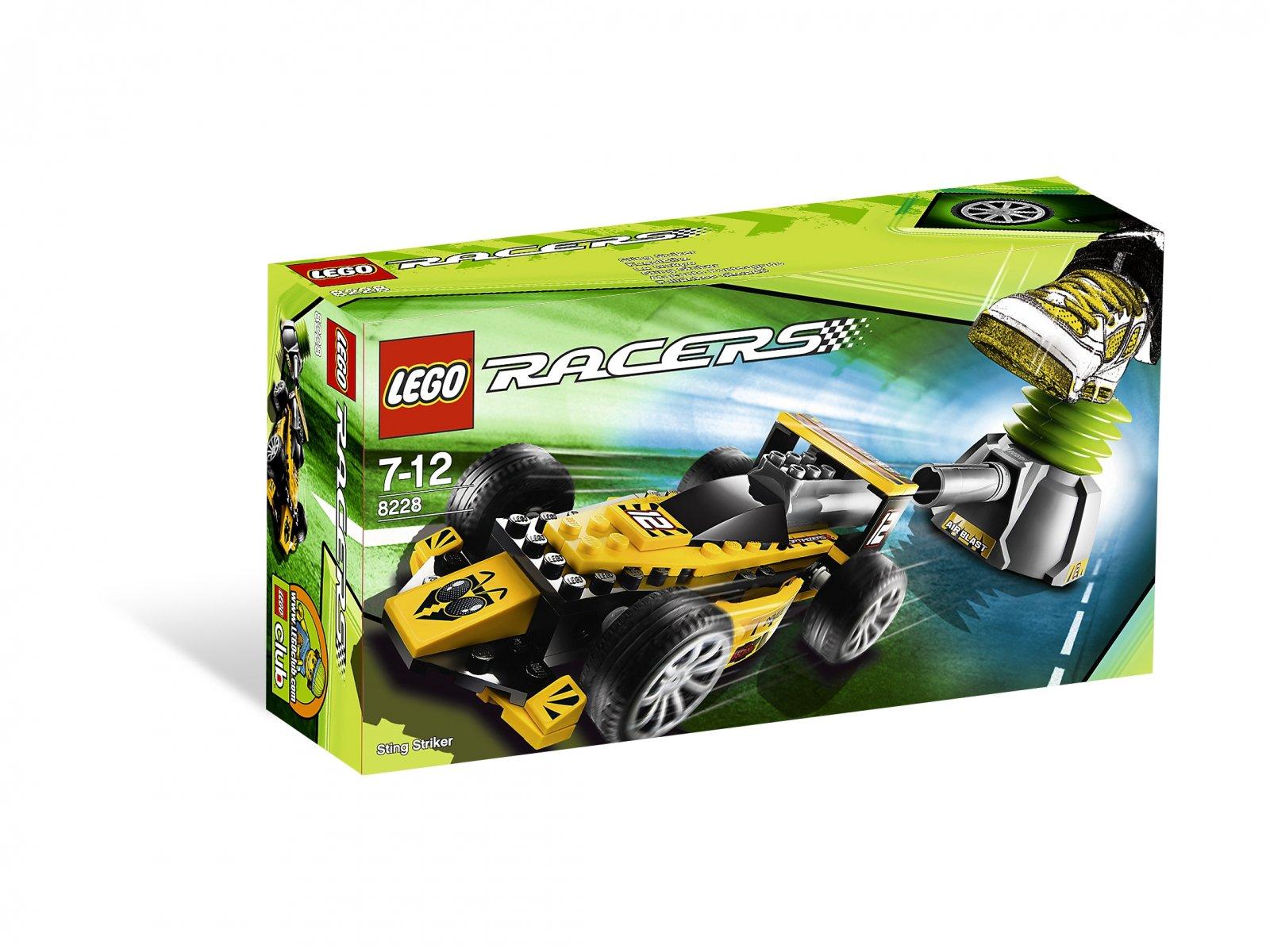 LEGO 8228 Kłujące Żądło