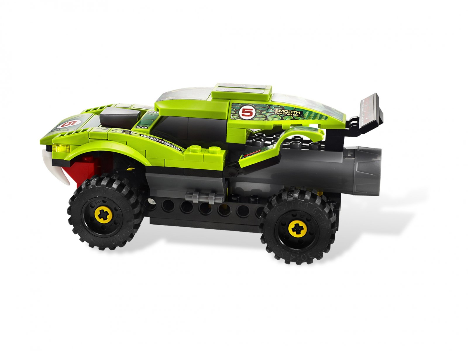LEGO 8231 Groźna Żmija