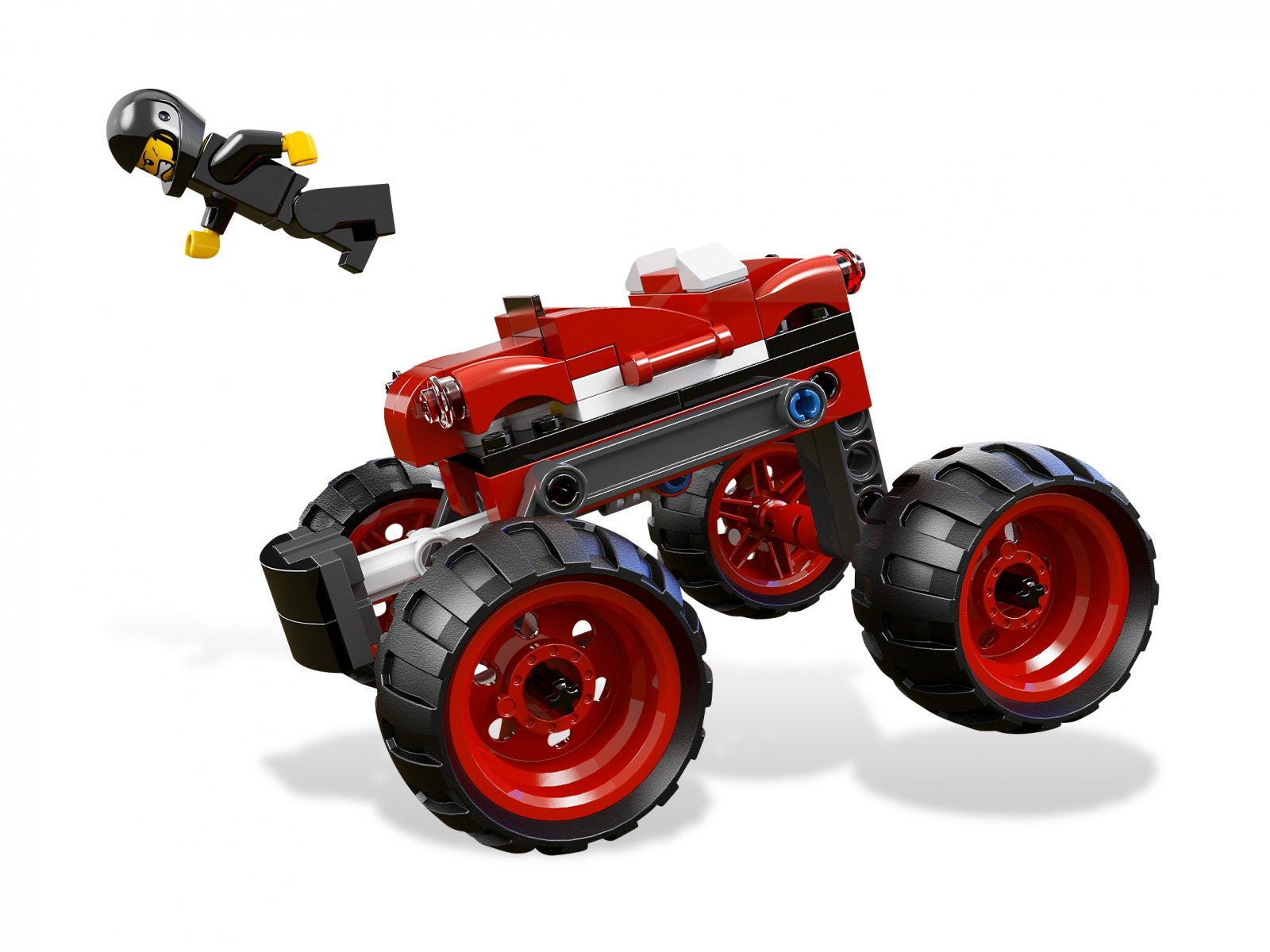 LEGO 9092 Racers Szalony Demon