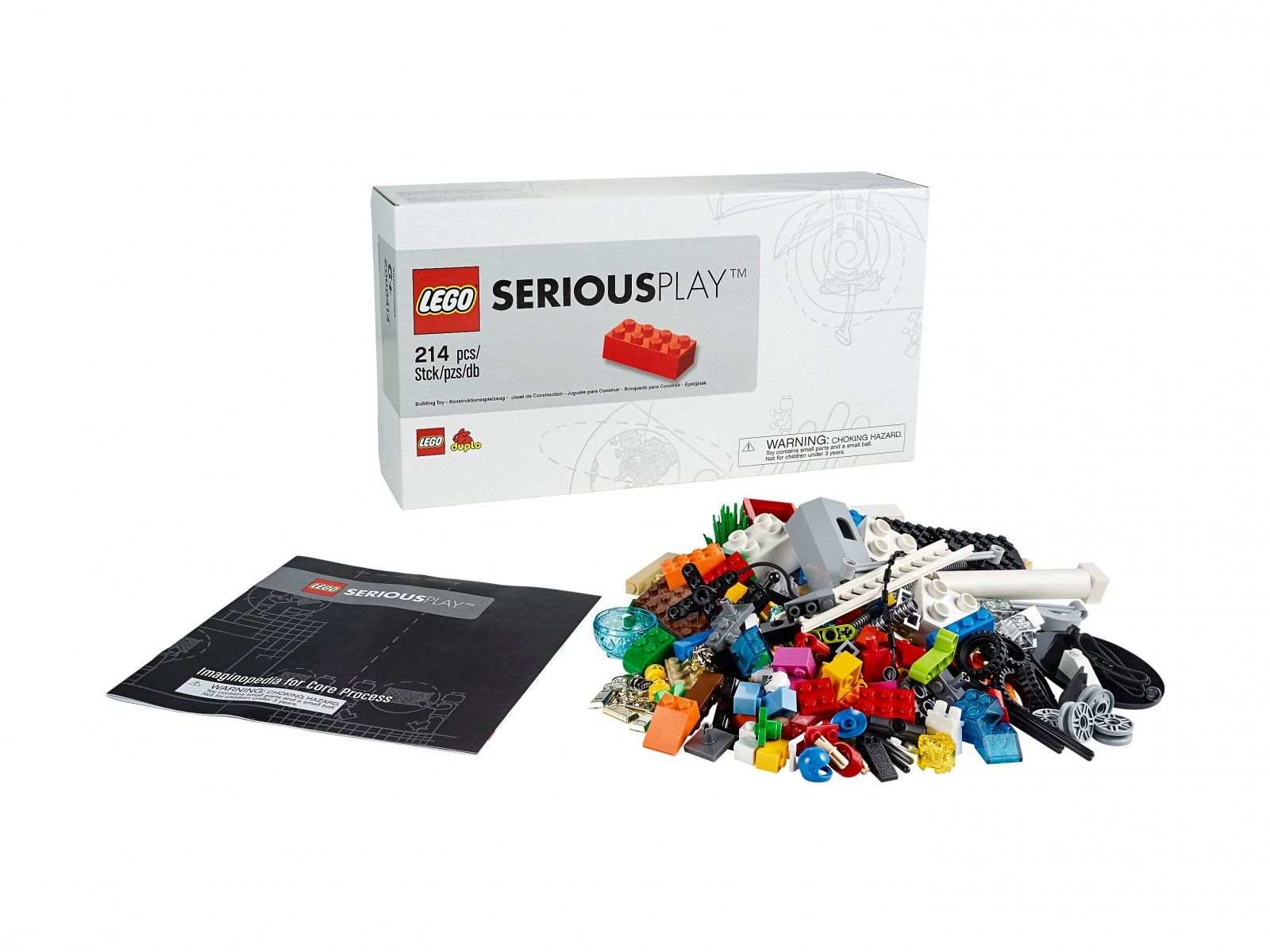 LEGO SERIOUS PLAY® 2000414 Starter Kit