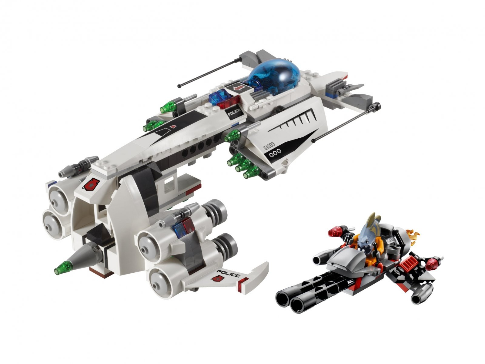 LEGO 5983 Undercover Cruiser