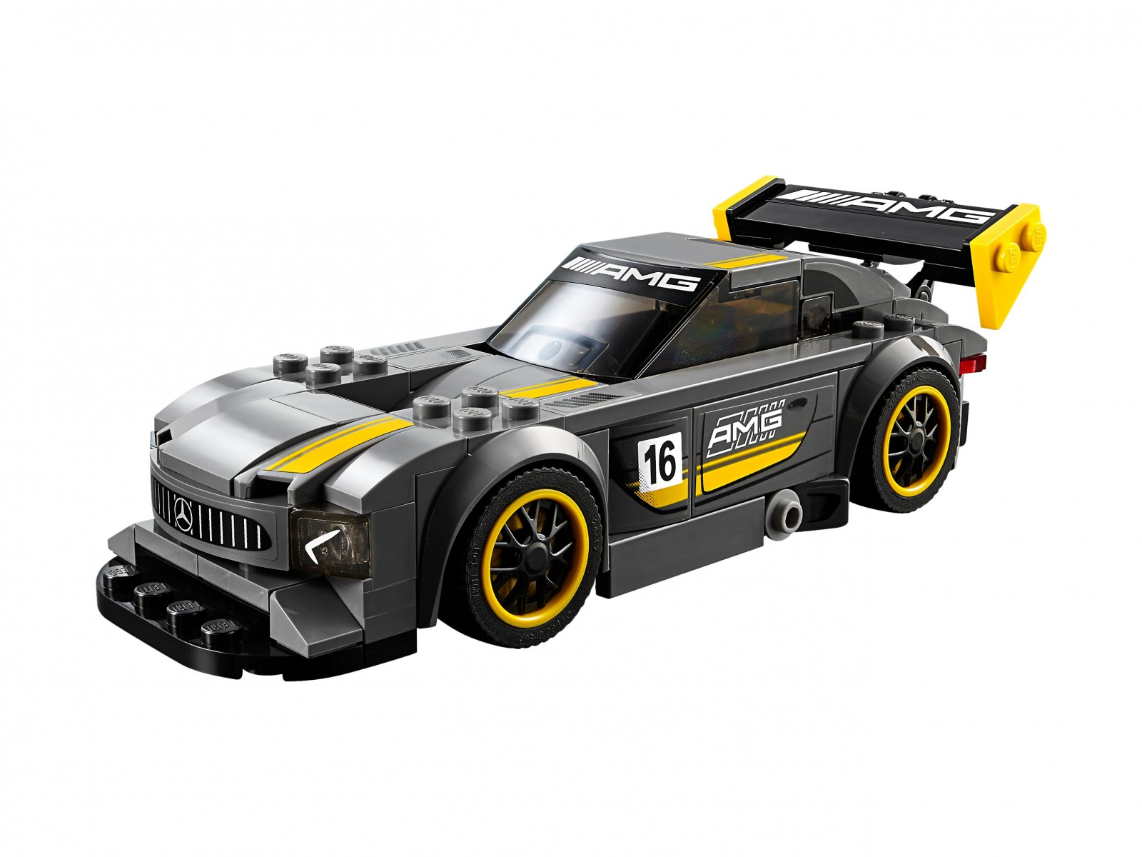 75877 lego speed champions mercedes amg gt3. Black Bedroom Furniture Sets. Home Design Ideas