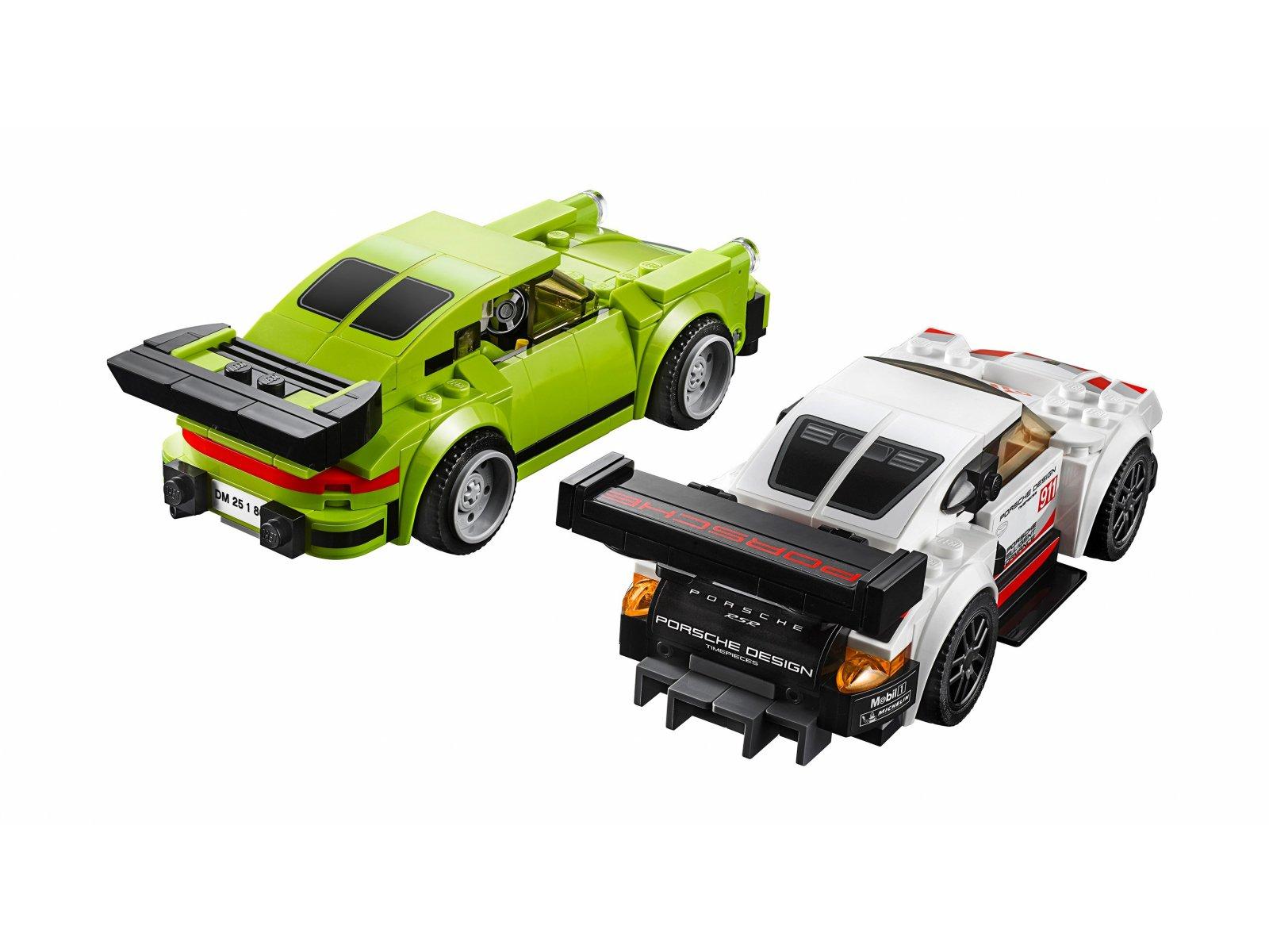 LEGO 75888 Speed Champions Porsche 911 RSR i 911 Turbo 3.0