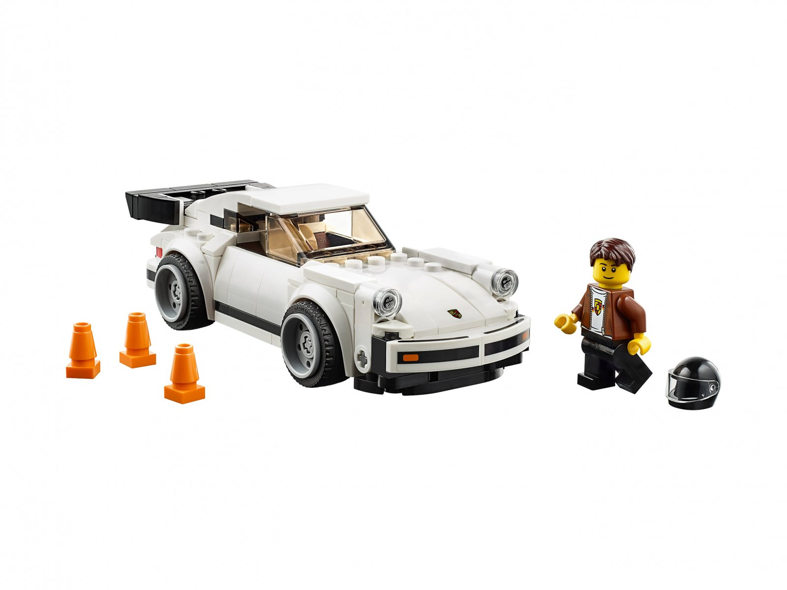 LEGO 75895 Speed Champions 1974 Porsche 911 Turbo 3.0