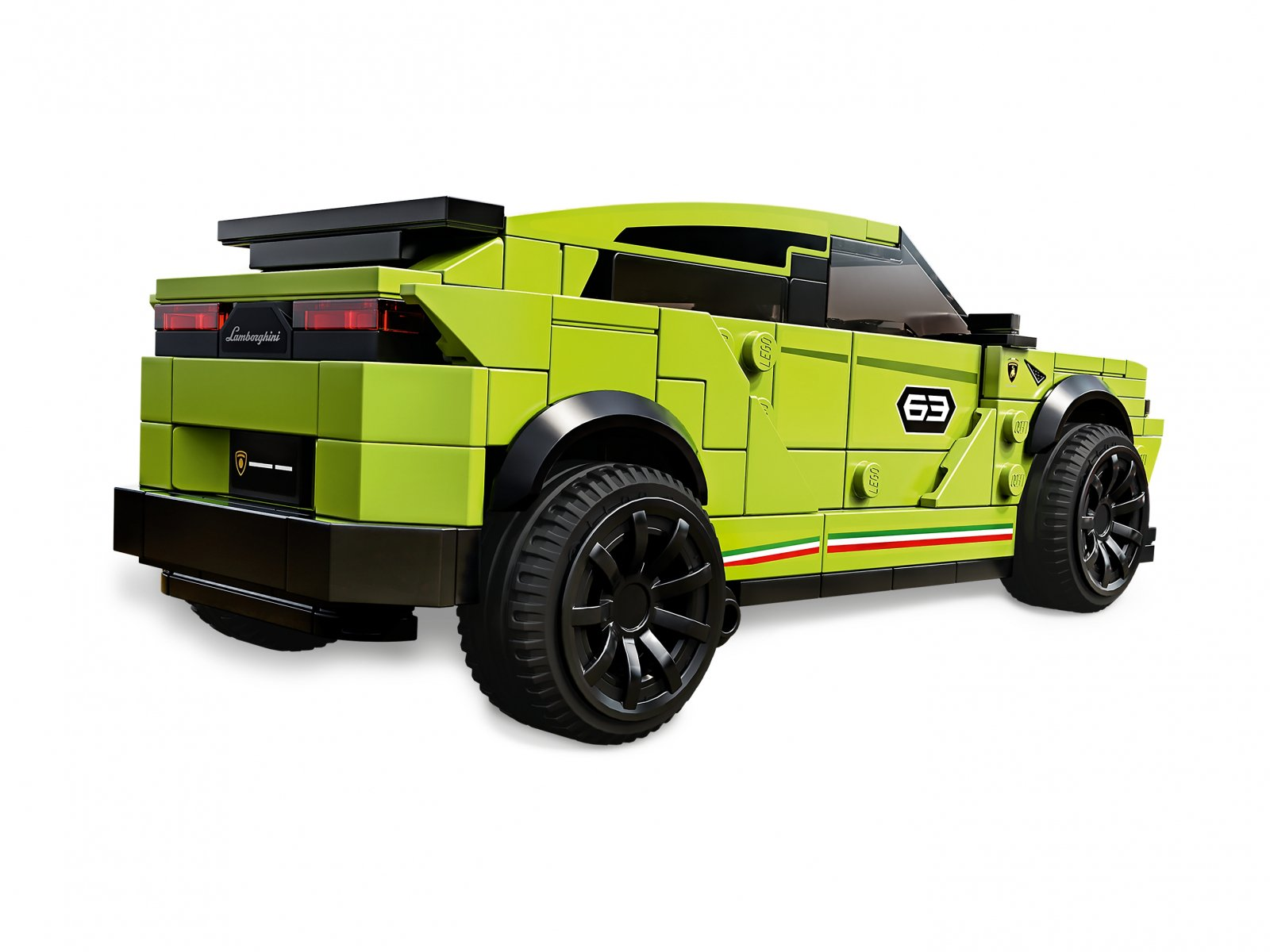 LEGO 76899 Speed Champions Lamborghini Urus ST-X i Lamborghini Huracán Super Trofeo EVO
