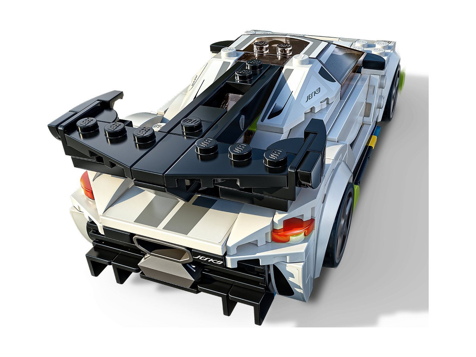 LEGO 76900 Speed Champions Koenigsegg Jesko