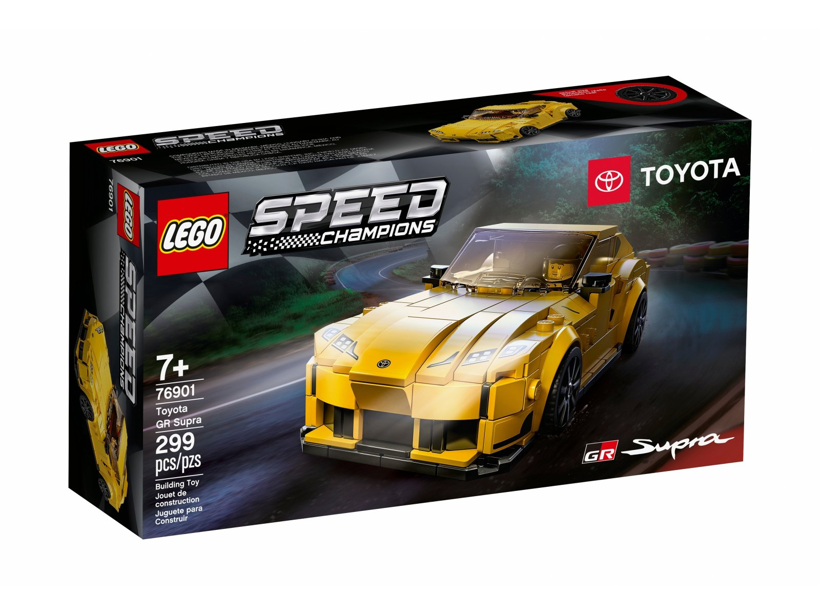 LEGO Speed Champions Toyota GR Supra 76901