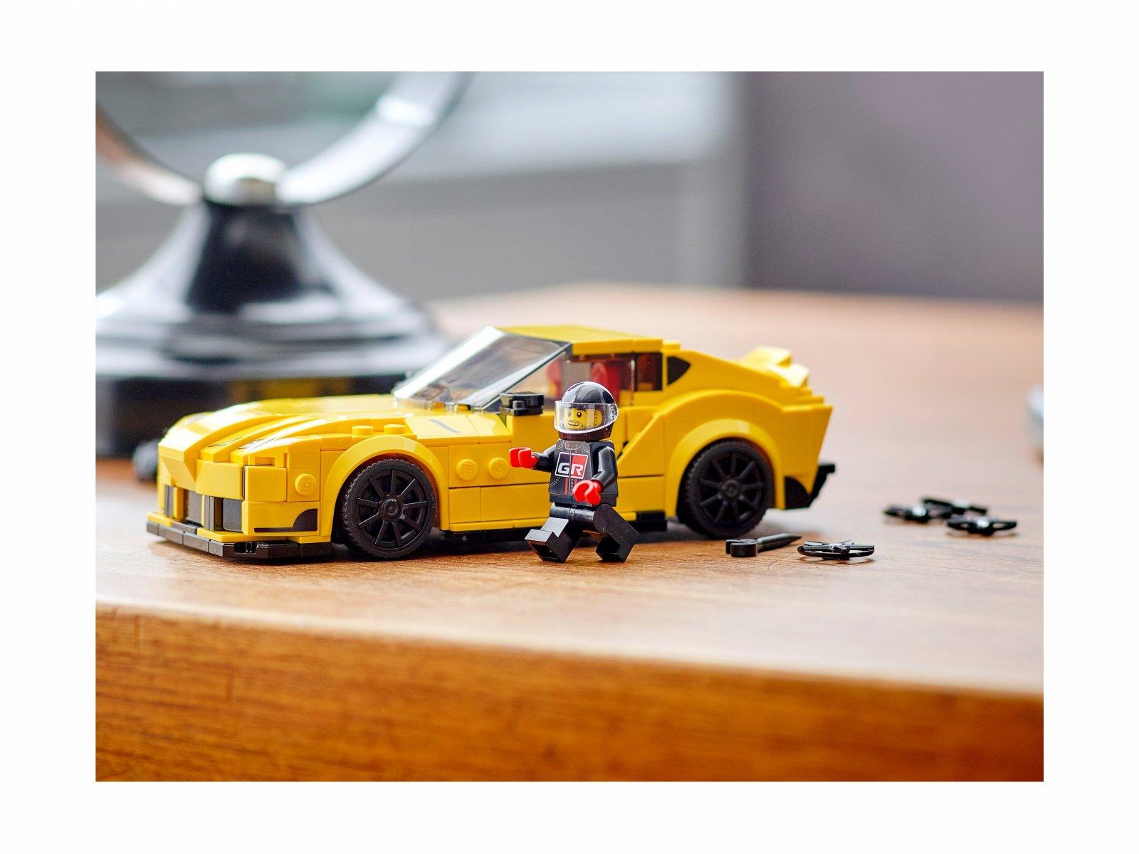 LEGO 76901 Speed Champions Toyota GR Supra