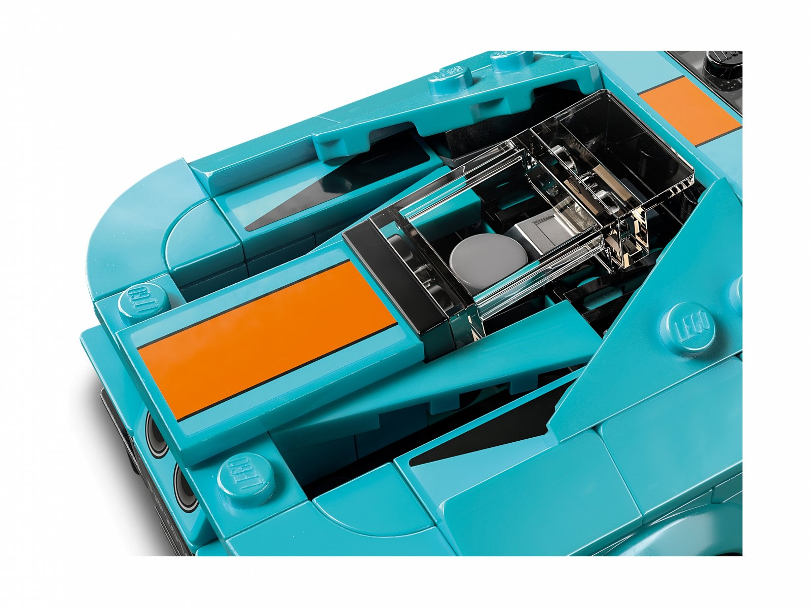 LEGO 76905 Speed Champions Ford GT Heritage Edition i Bronco R