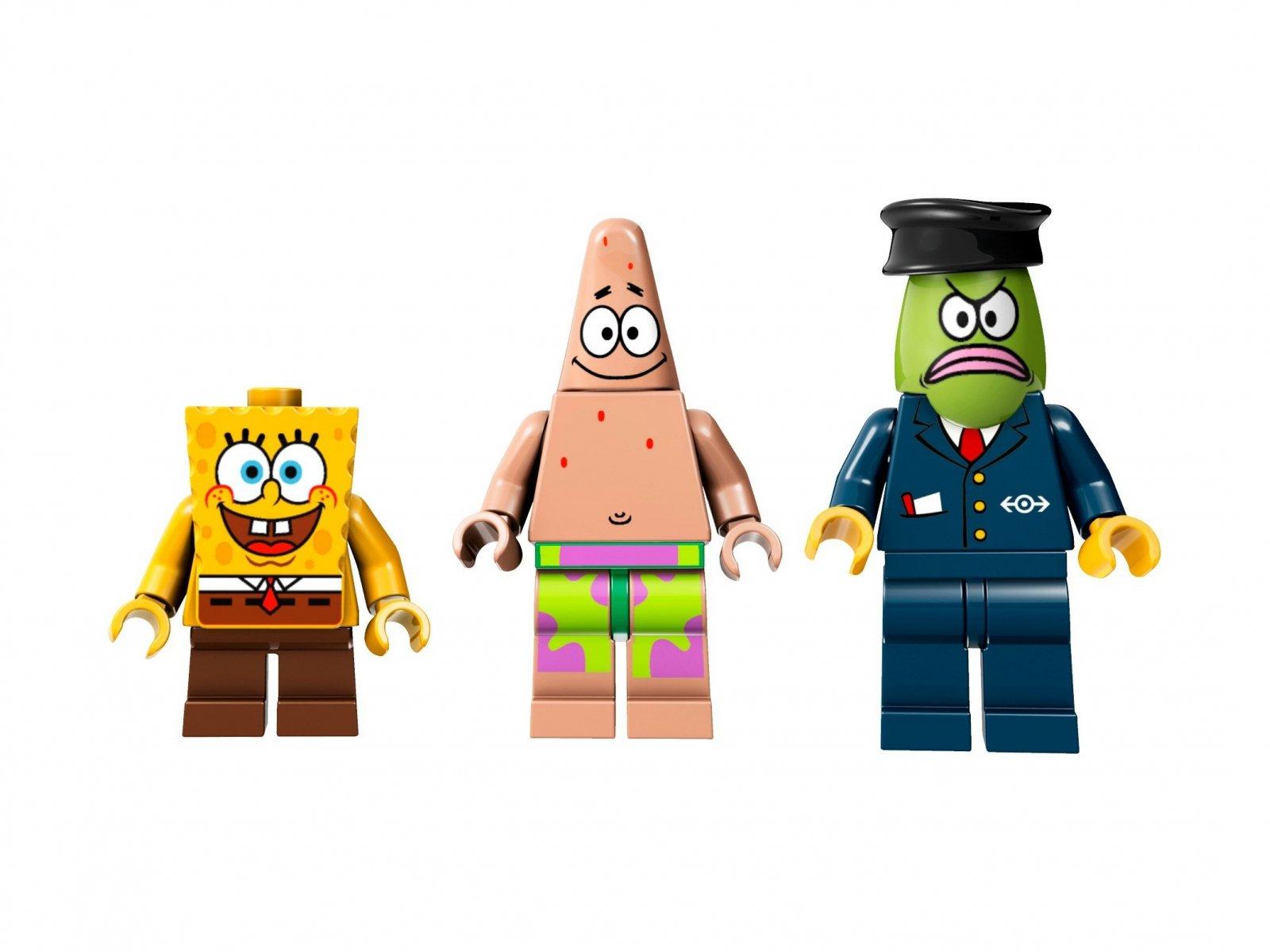 LEGO 3830 The Bikini Bottom Express