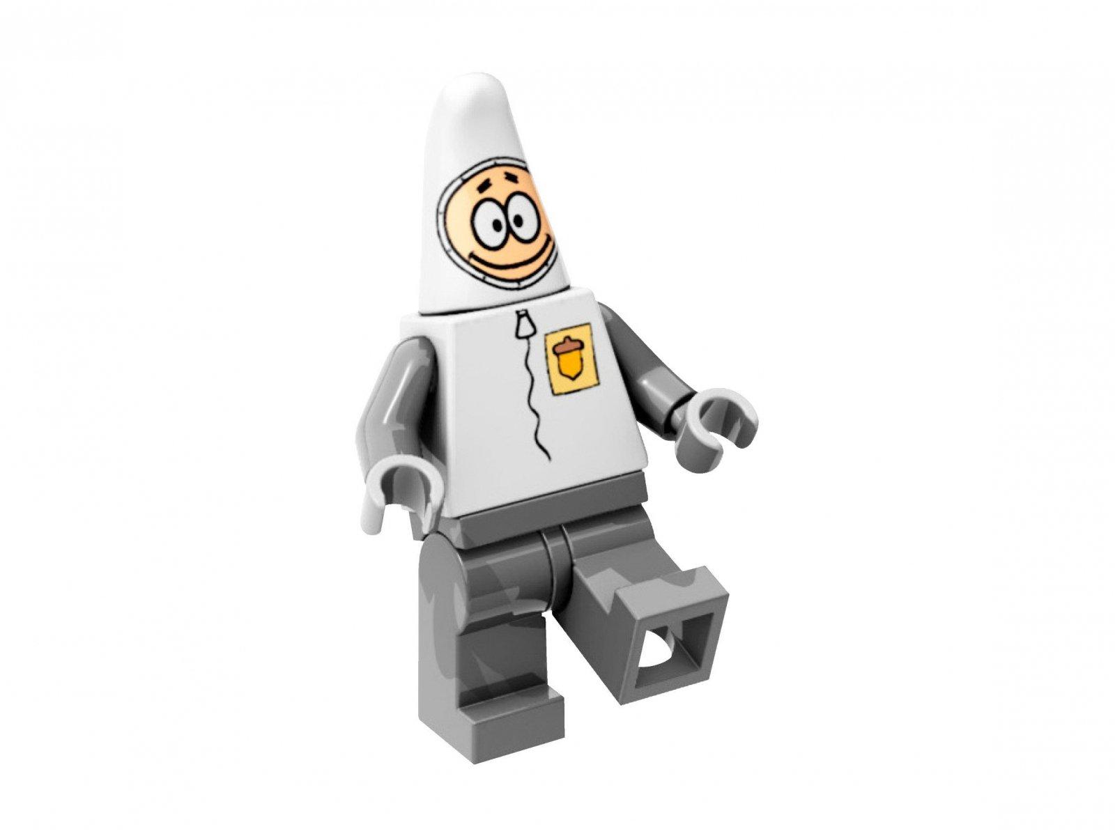 LEGO 3831 SpongeBob™ Rocket Ride
