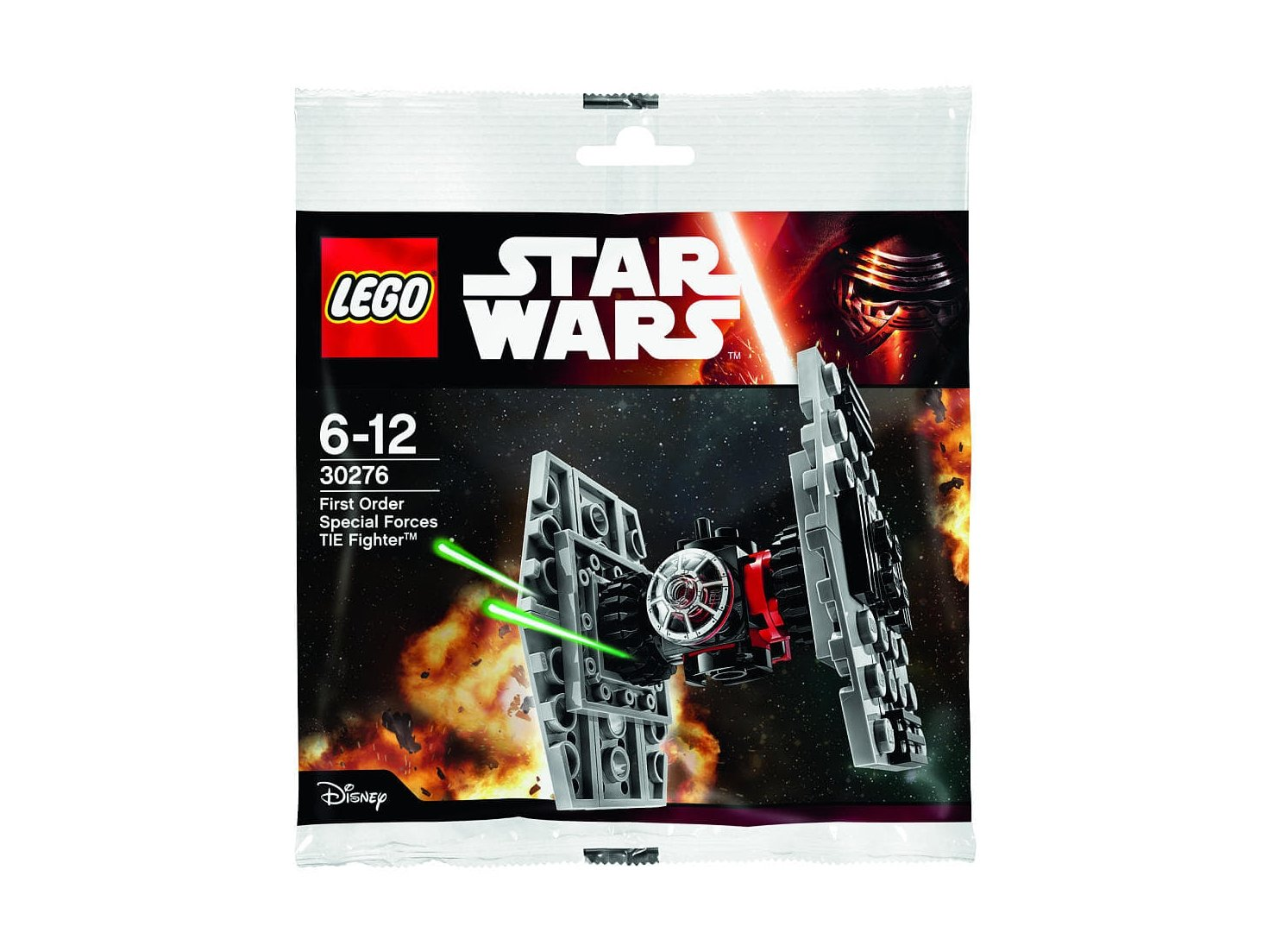 LEGO Star Wars™ 30276 First Order Special Forces TIE fighter™