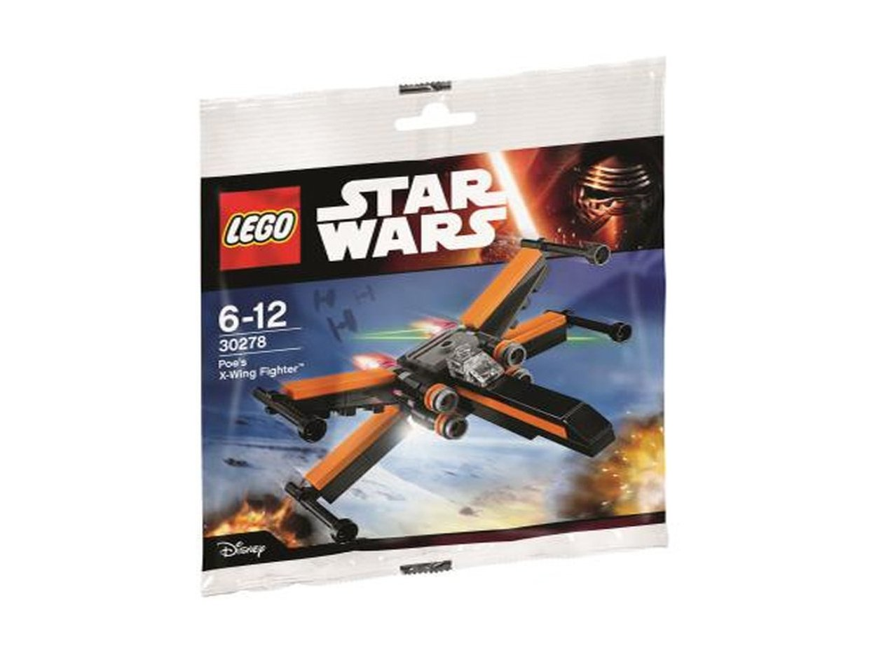 LEGO 30278 Star Wars™ X-Wing Fighter™ Poe'a