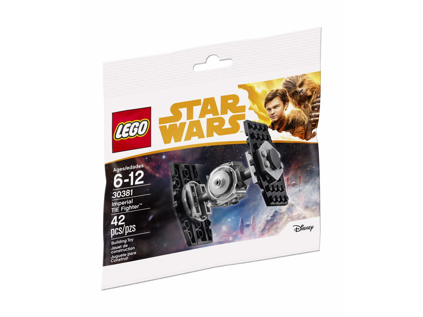 Lego 30381 Imperial TIE Fighter™