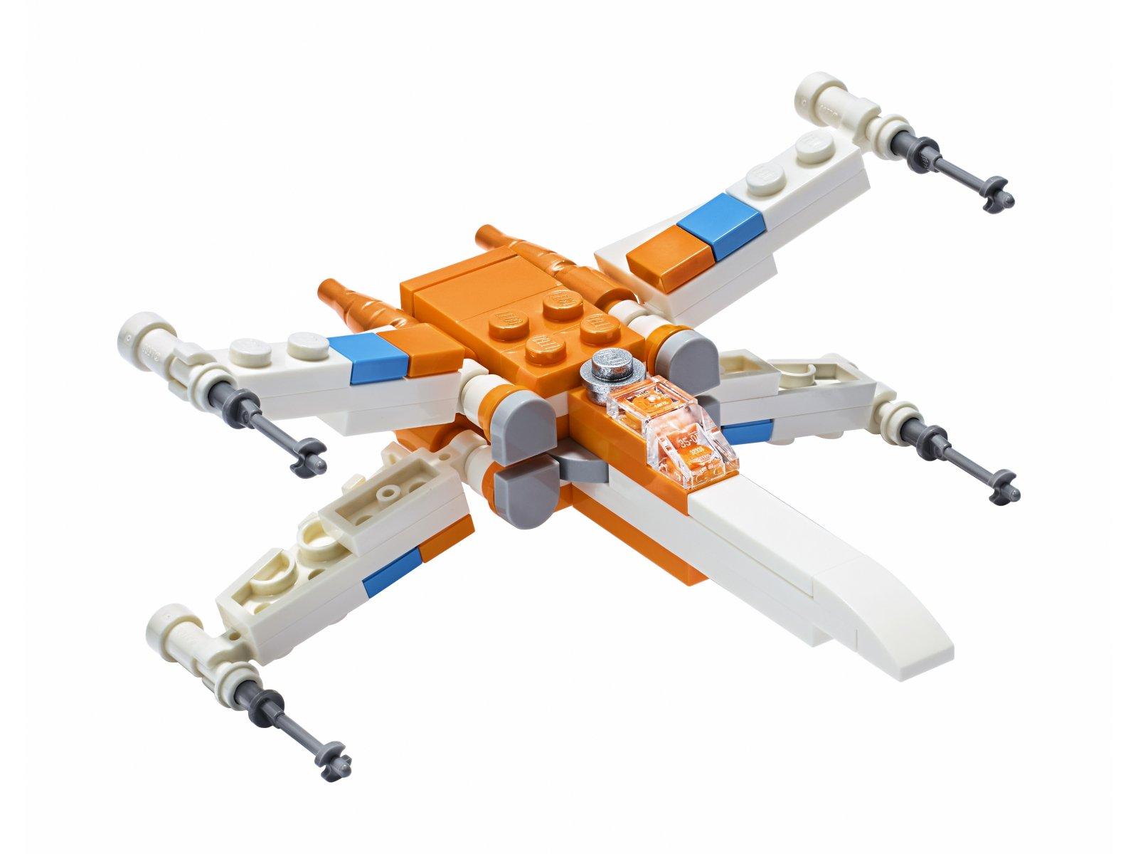 LEGO 30386 Myśliwiec X-Wing Poe'a Damerona™