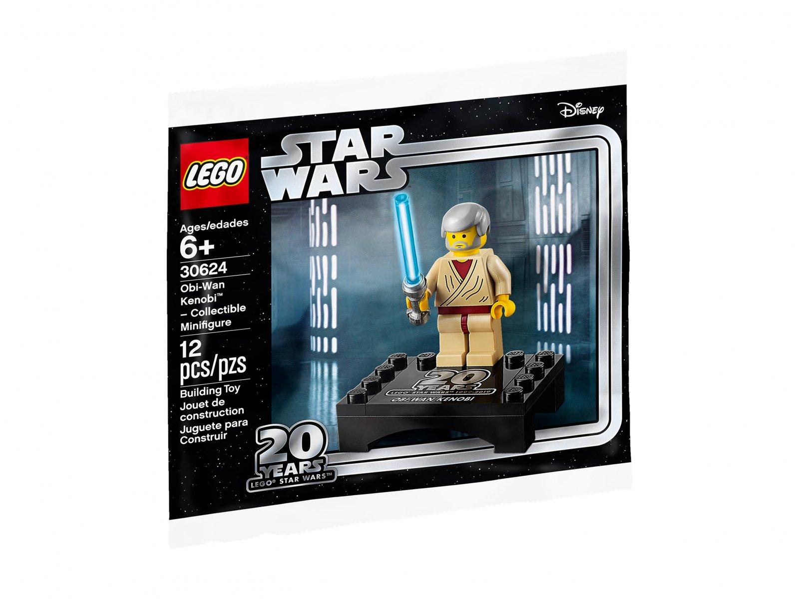 LEGO 30624 Obi-Wan Kenobi™ - minifigurka