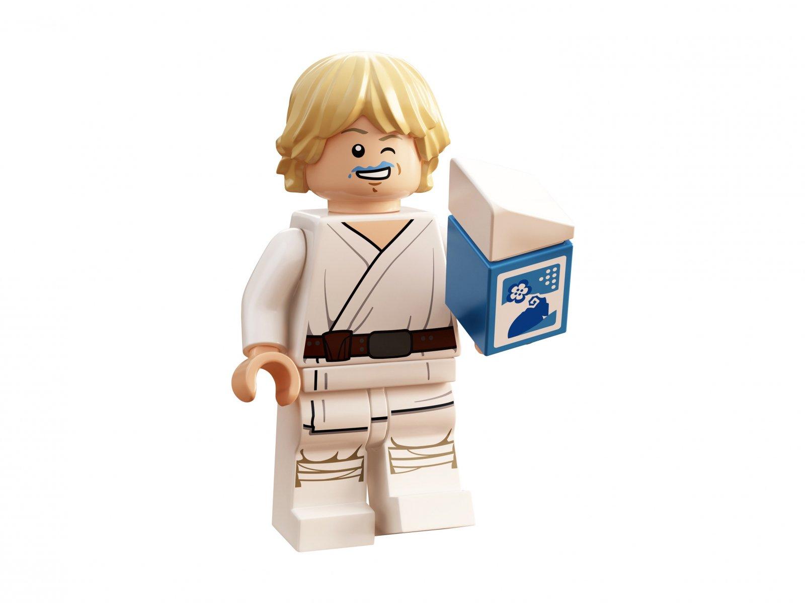 LEGO 30625 Luke Skywalker™ with Blue Milk