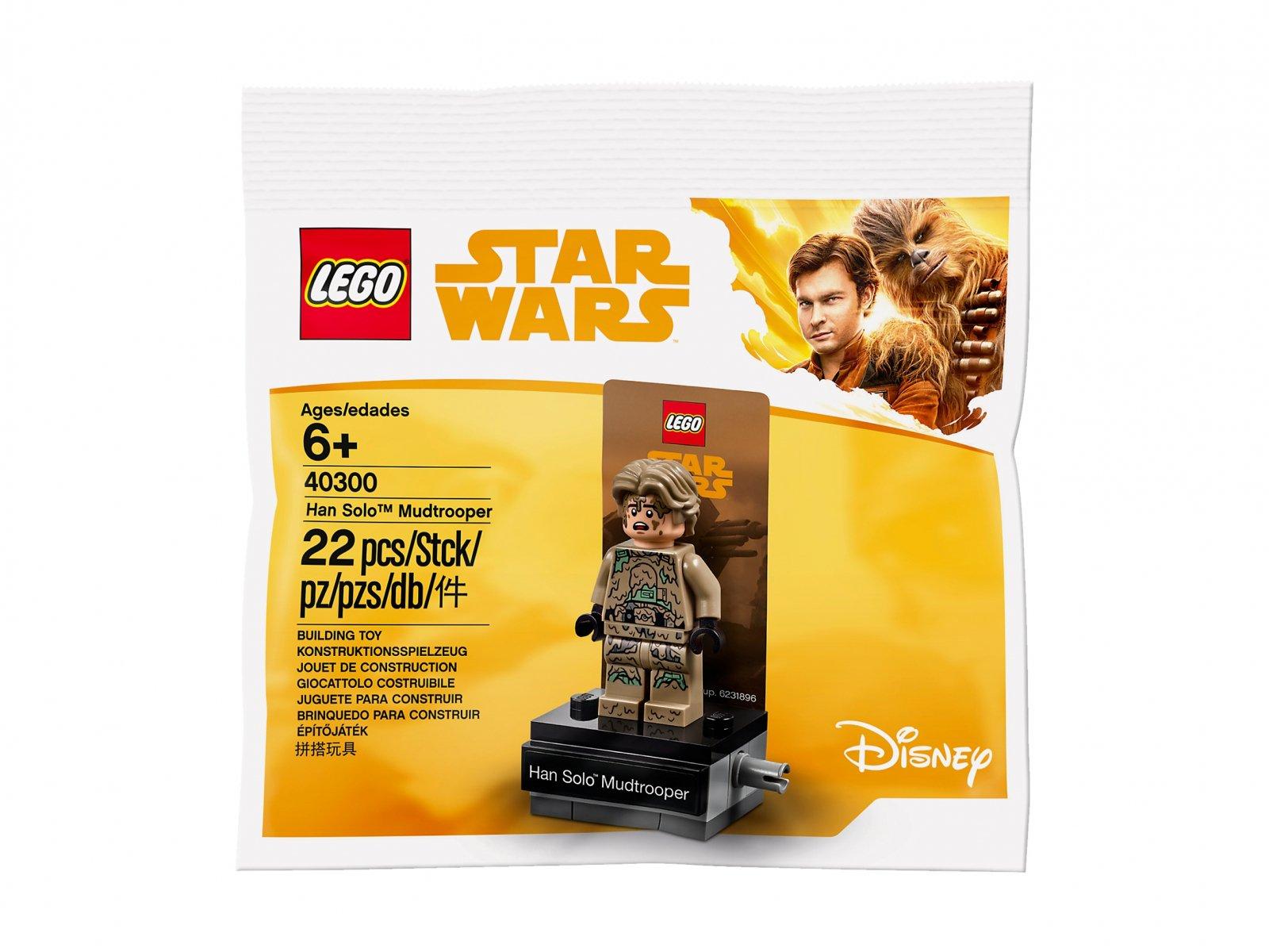 LEGO 40300 Han Solo™ w pancerzu Mudtroopera