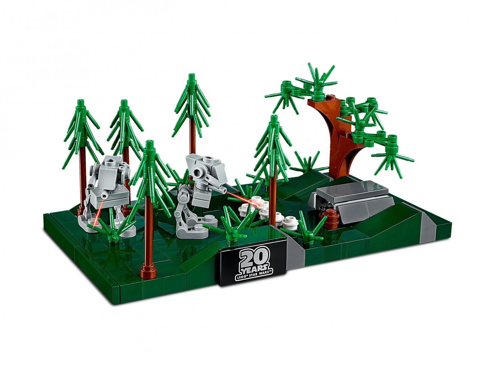 LEGO Star Wars™ Mikromodel Bitwa o Endor™ 40362
