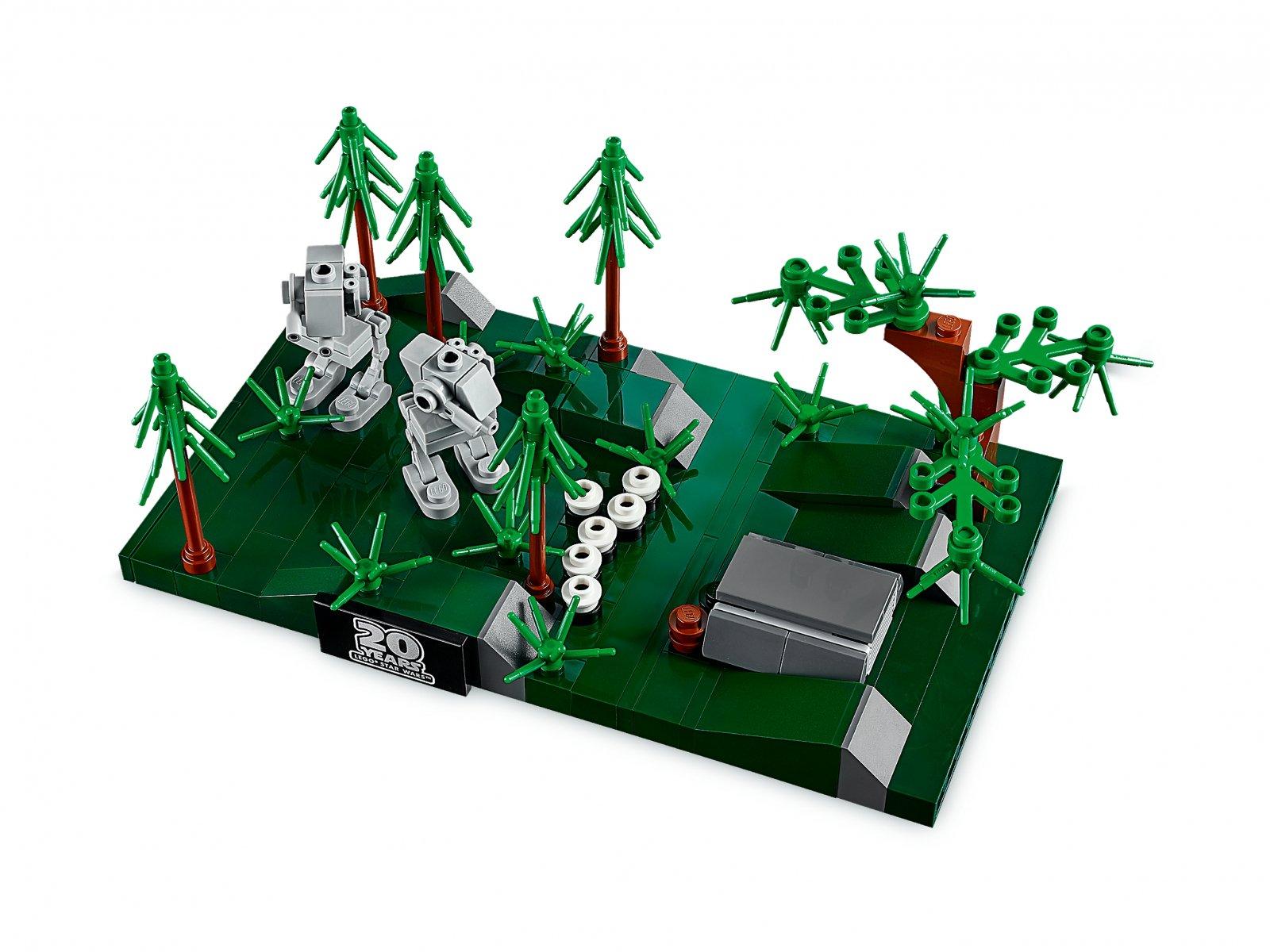 LEGO 40362 Star Wars™ Mikromodel Bitwa o Endor™