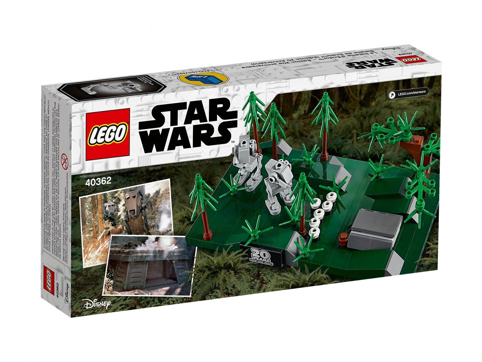 LEGO Star Wars™ 40362 Mikromodel Bitwa o Endor™