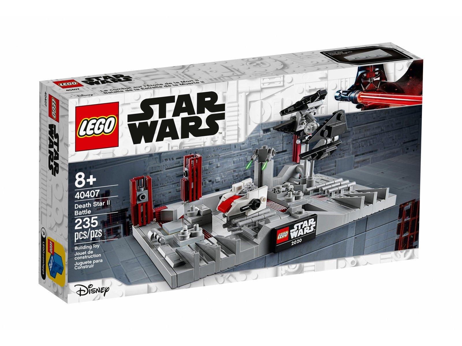 LEGO 40407 Star Wars™ Bitwa o Gwiazdę Śmierci II
