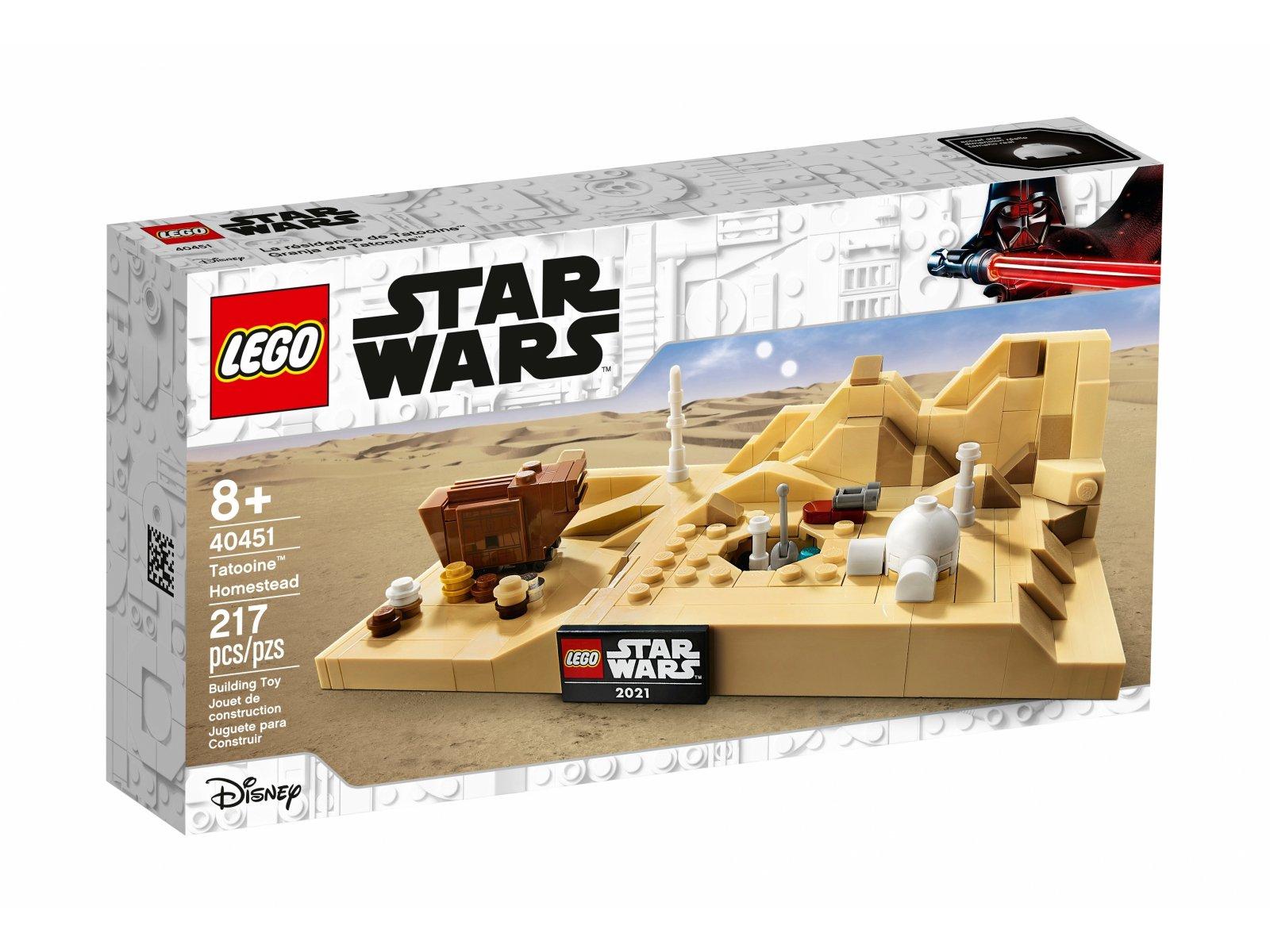LEGO Star Wars 40451 Gospodarstwo na Tatooine™
