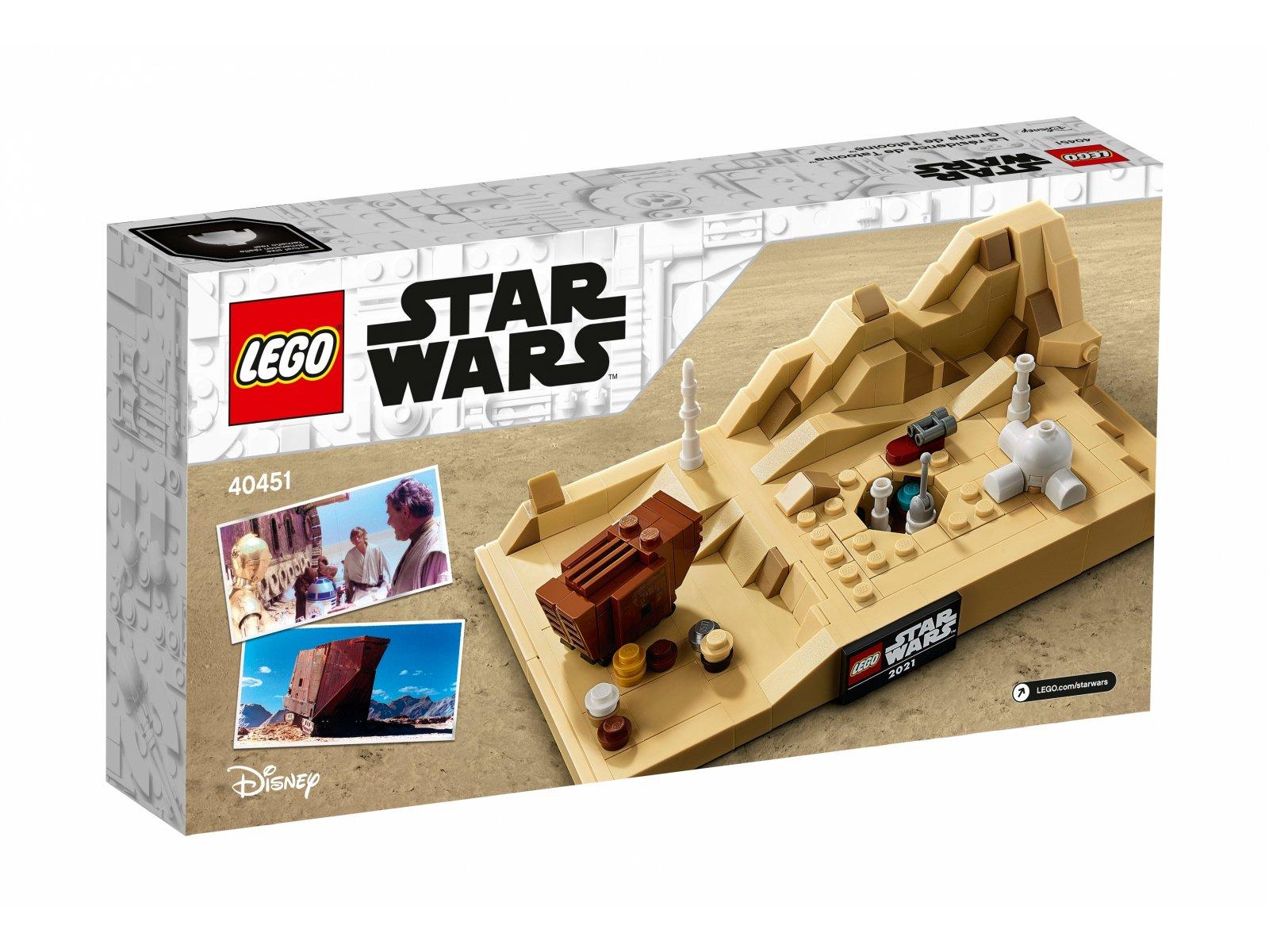 LEGO 40451 Star Wars Gospodarstwo na Tatooine™