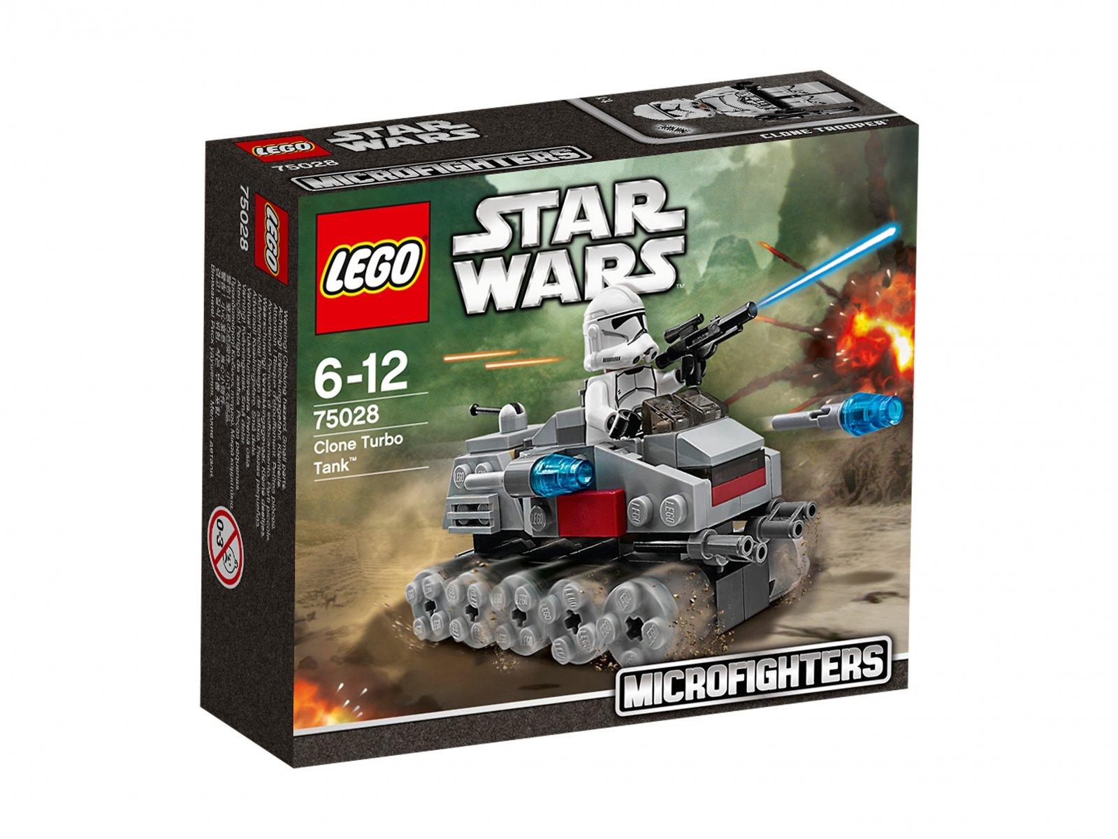 LEGO Star Wars™ 75028 Clone Turbo Tank™
