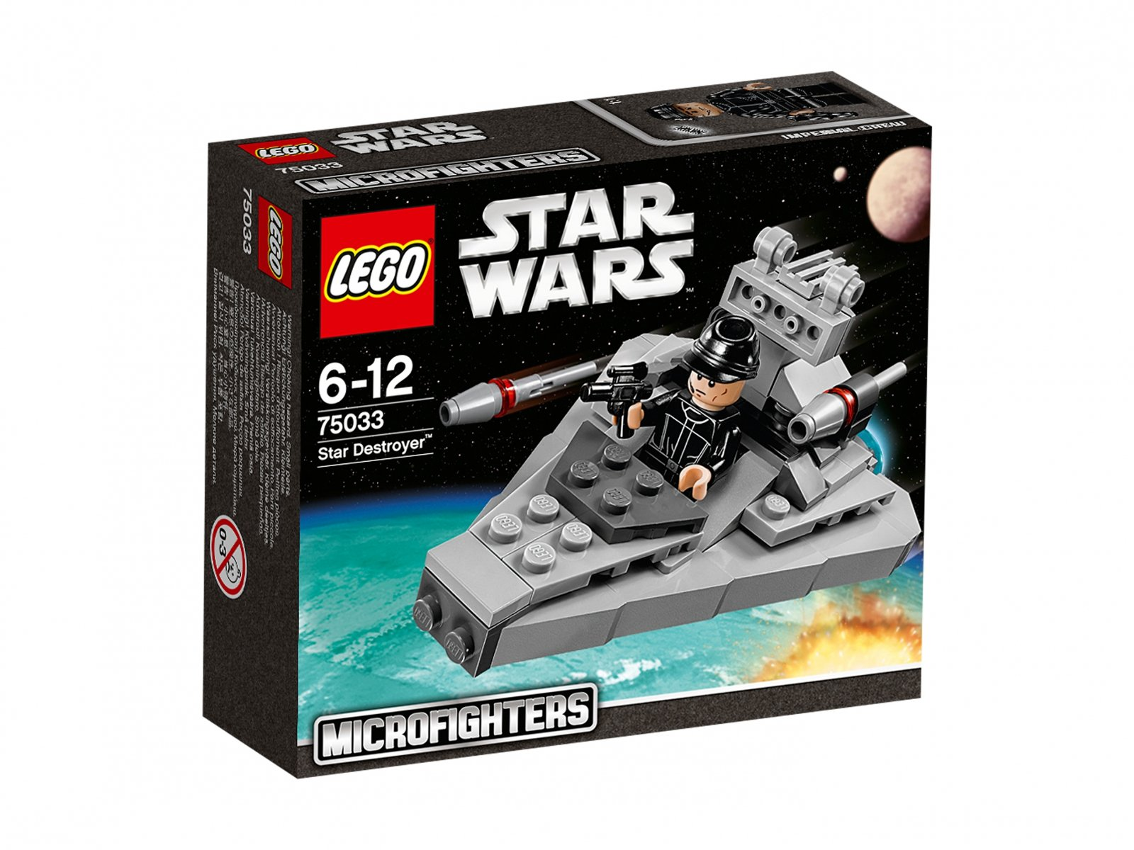 LEGO Star Wars™ 75033 Star Destroyer™