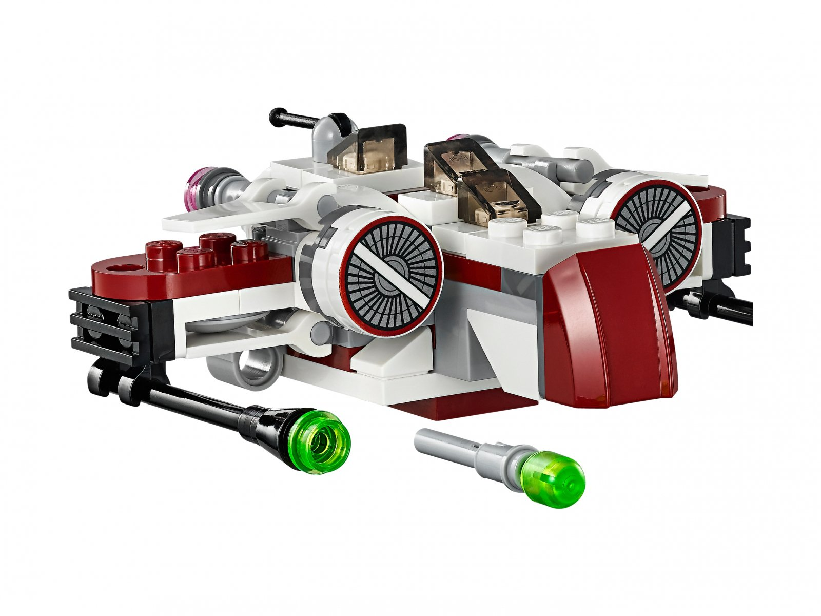 LEGO 75072 Star Wars™ ARC-170 Starfighter™