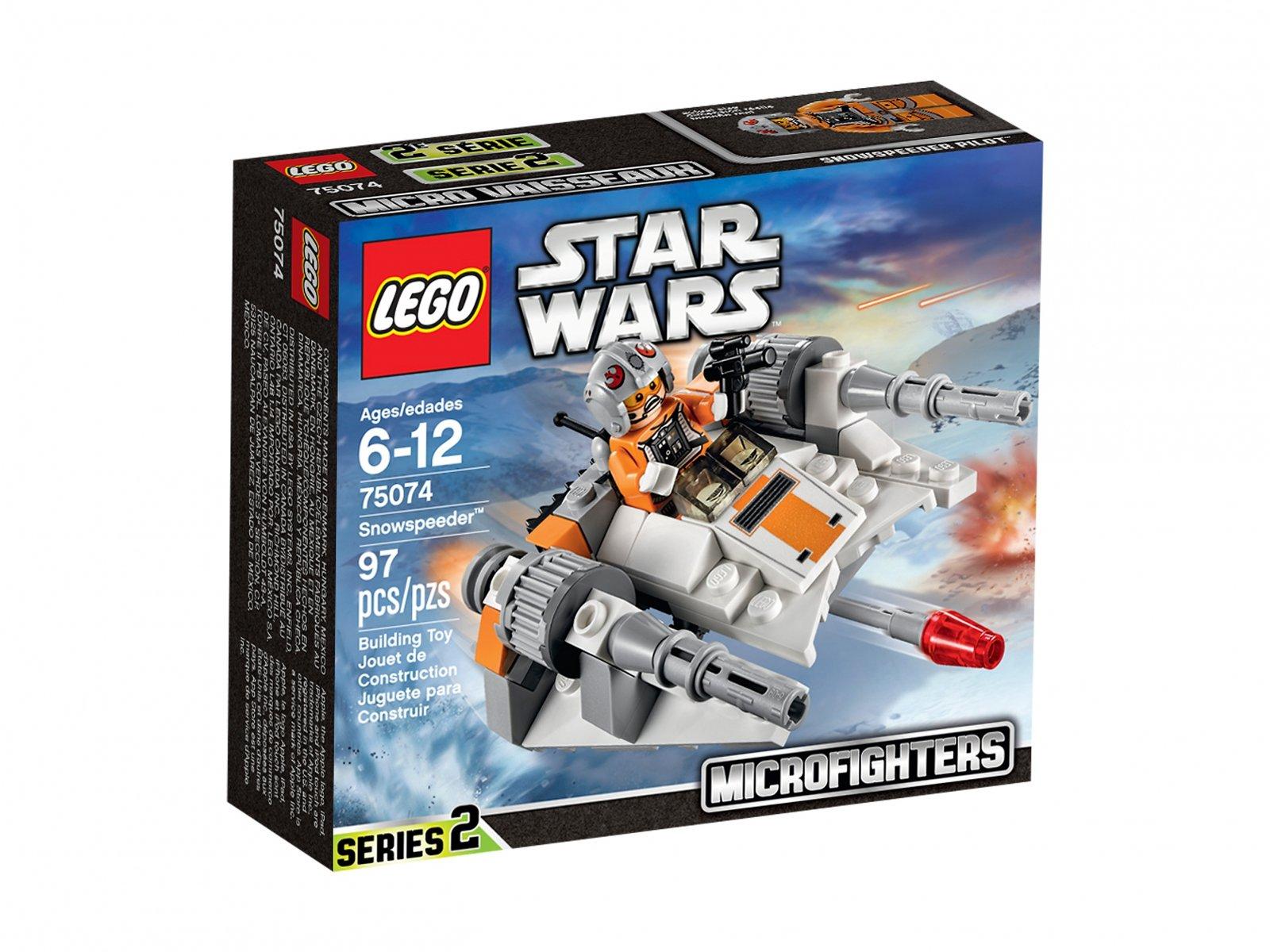 LEGO 75074 Śmigacz śnieżny