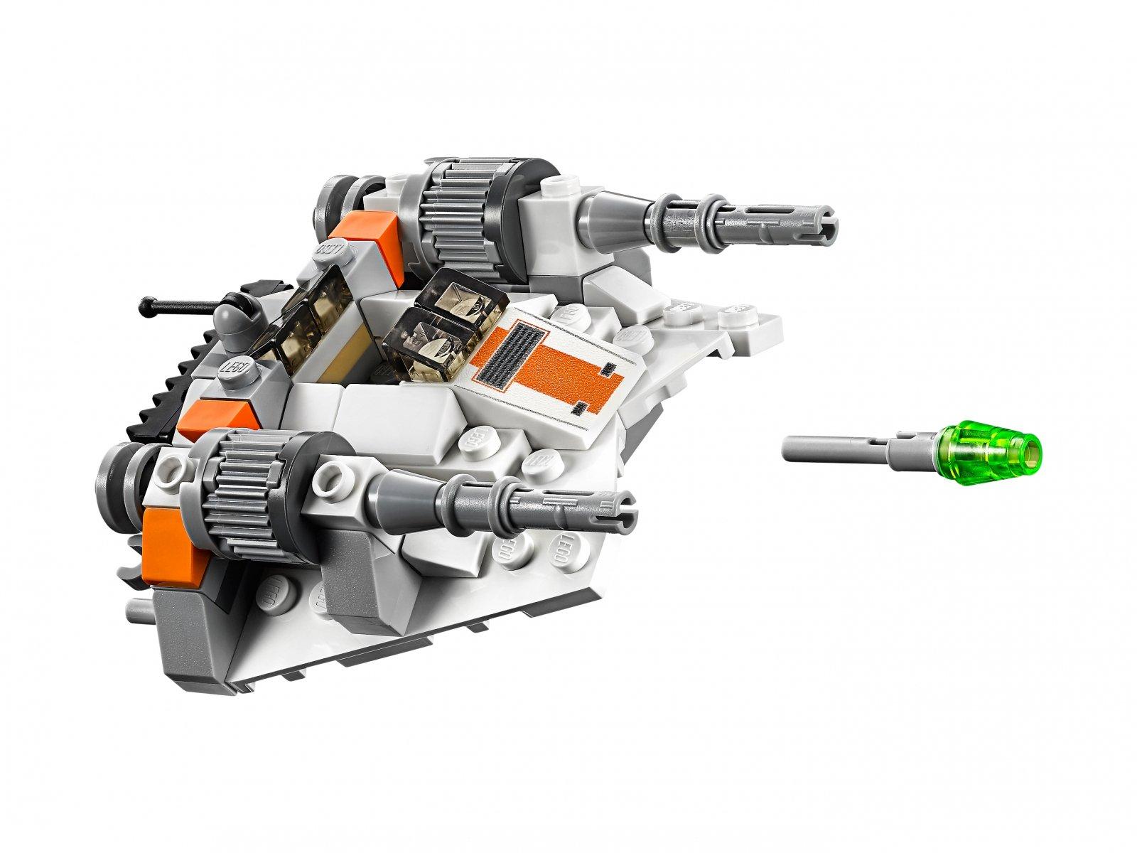 LEGO Star Wars™ Śmigacz śnieżny 75074