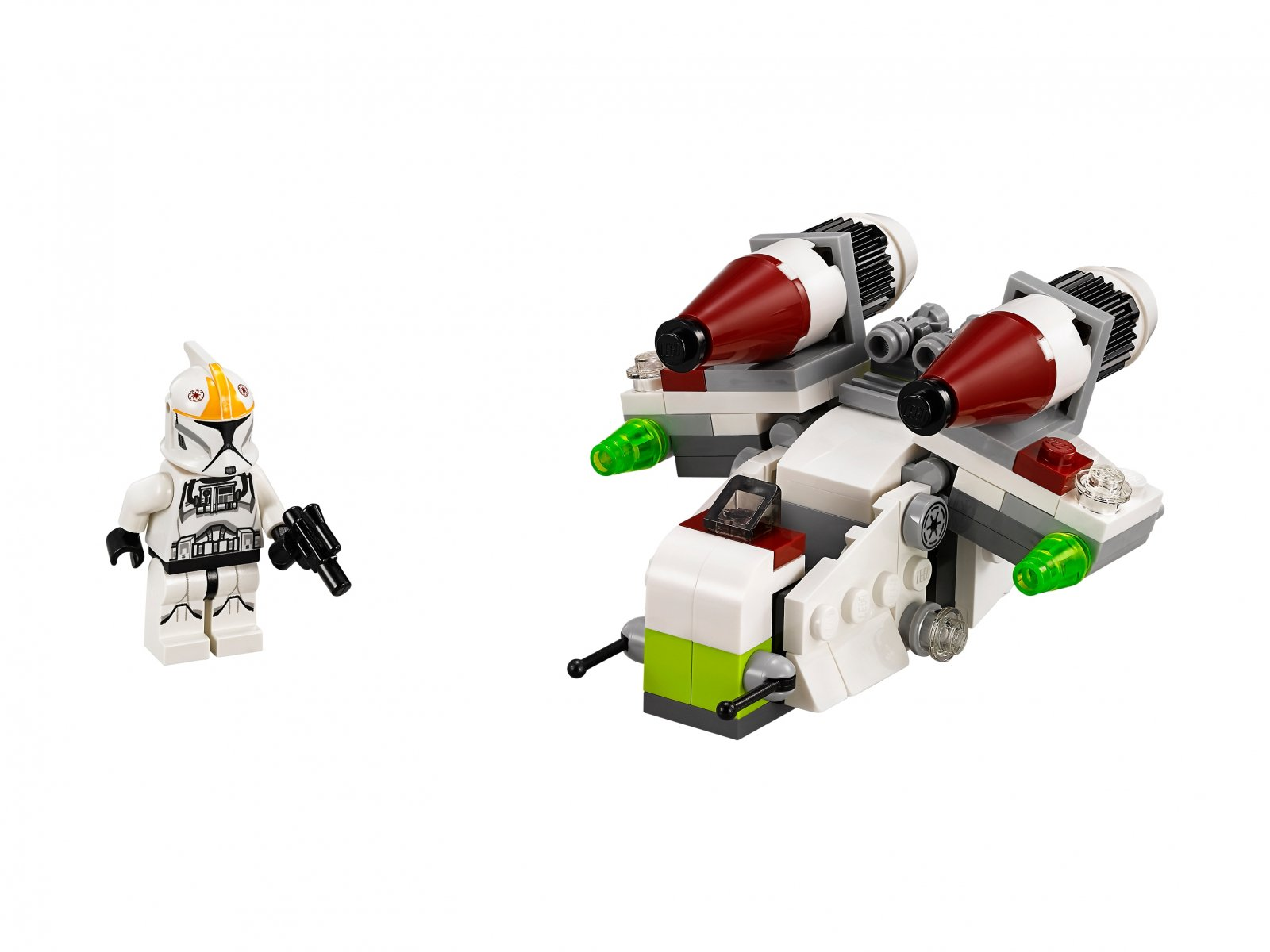 LEGO 75076 Republic Gunship™