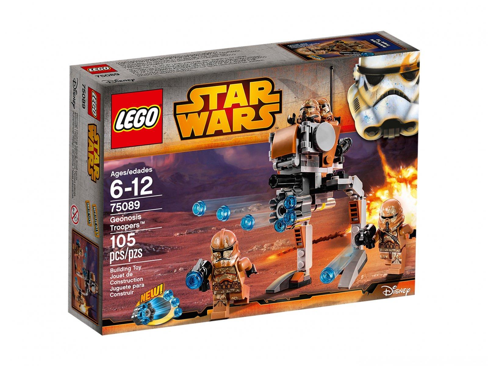 LEGO 75089 Star Wars Geonosjańscy żołnierze   zklocków.pl