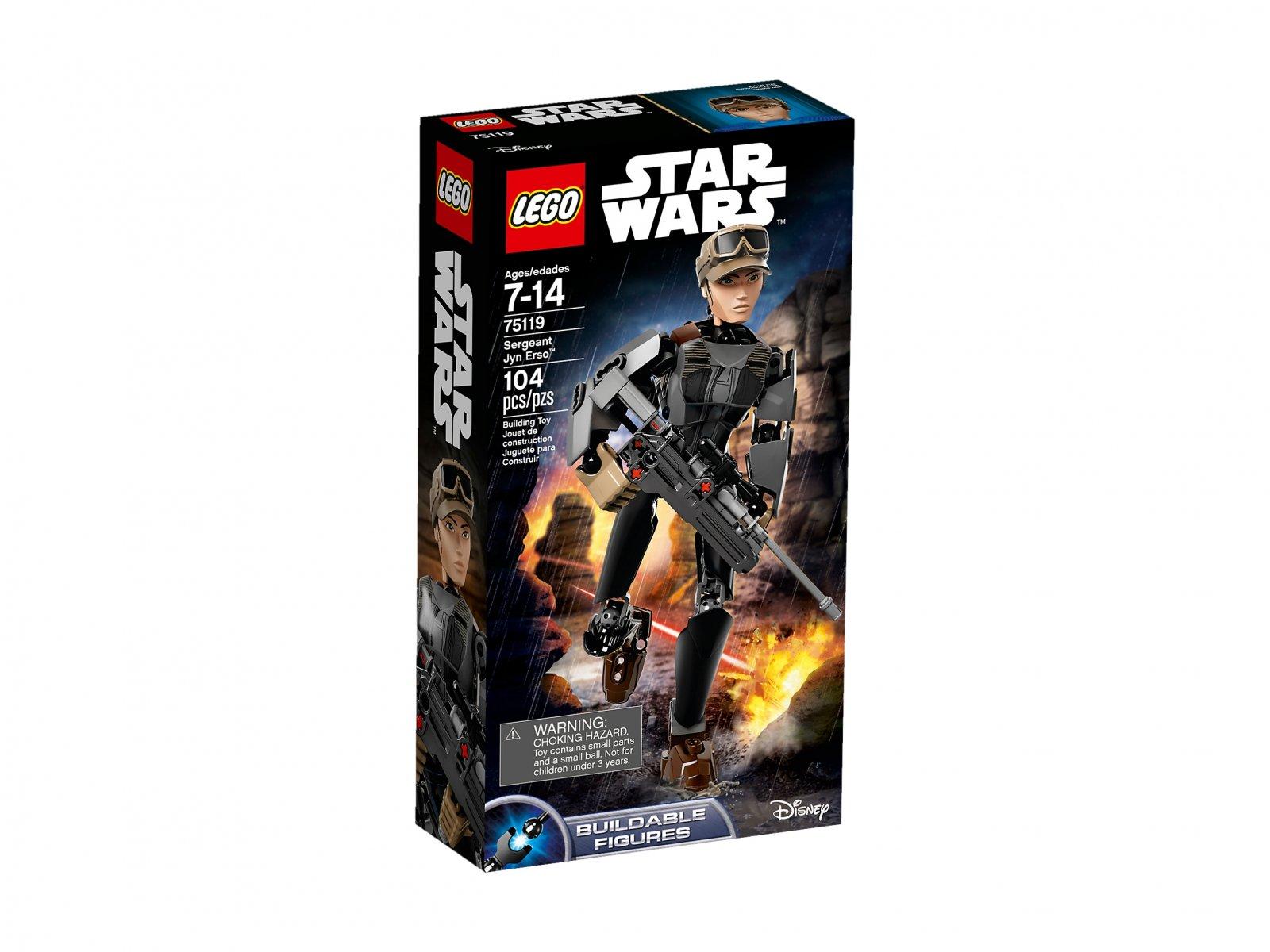LEGO Star Wars™ Sierżant Jyn Erso™ 75119