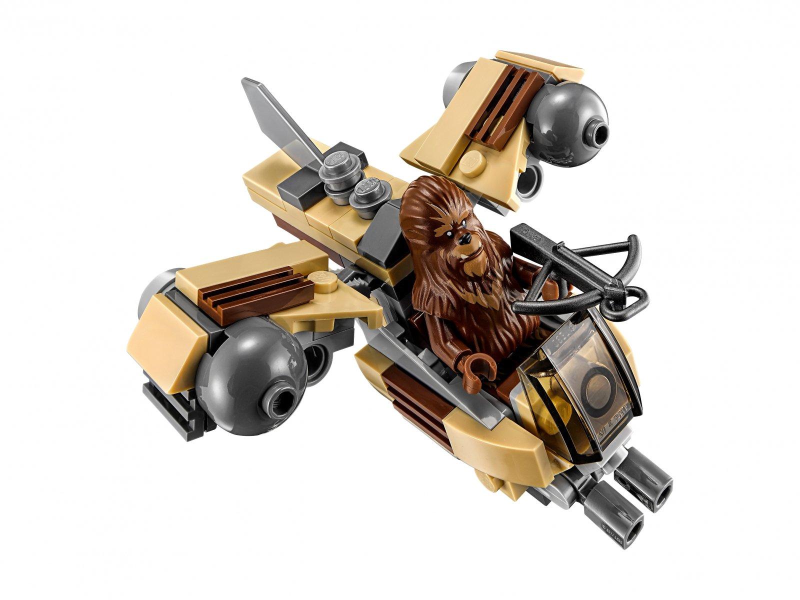 LEGO Star Wars™ Okręt bojowy Wookiee™