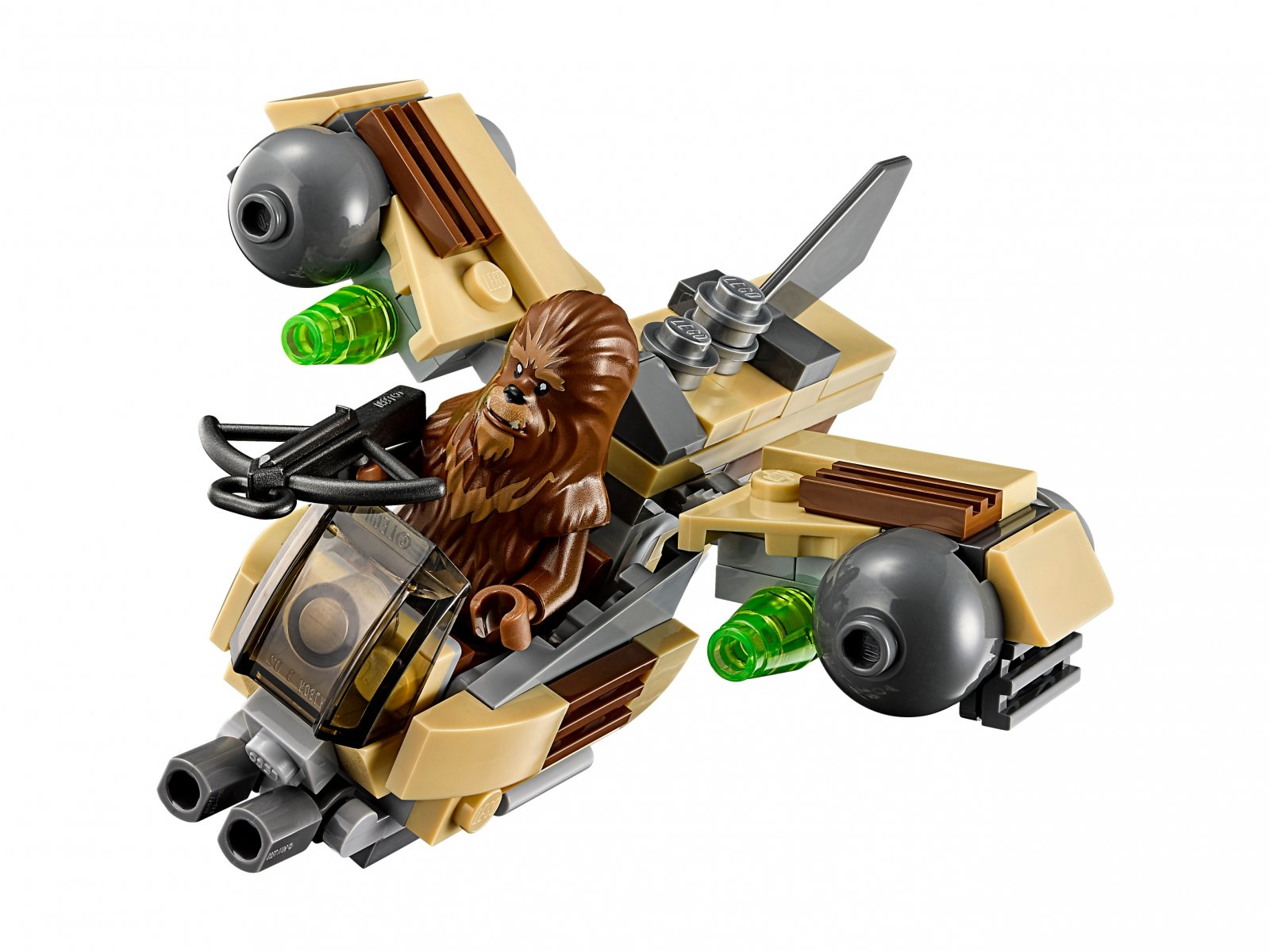 LEGO 75129 Star Wars™ Okręt bojowy Wookiee™
