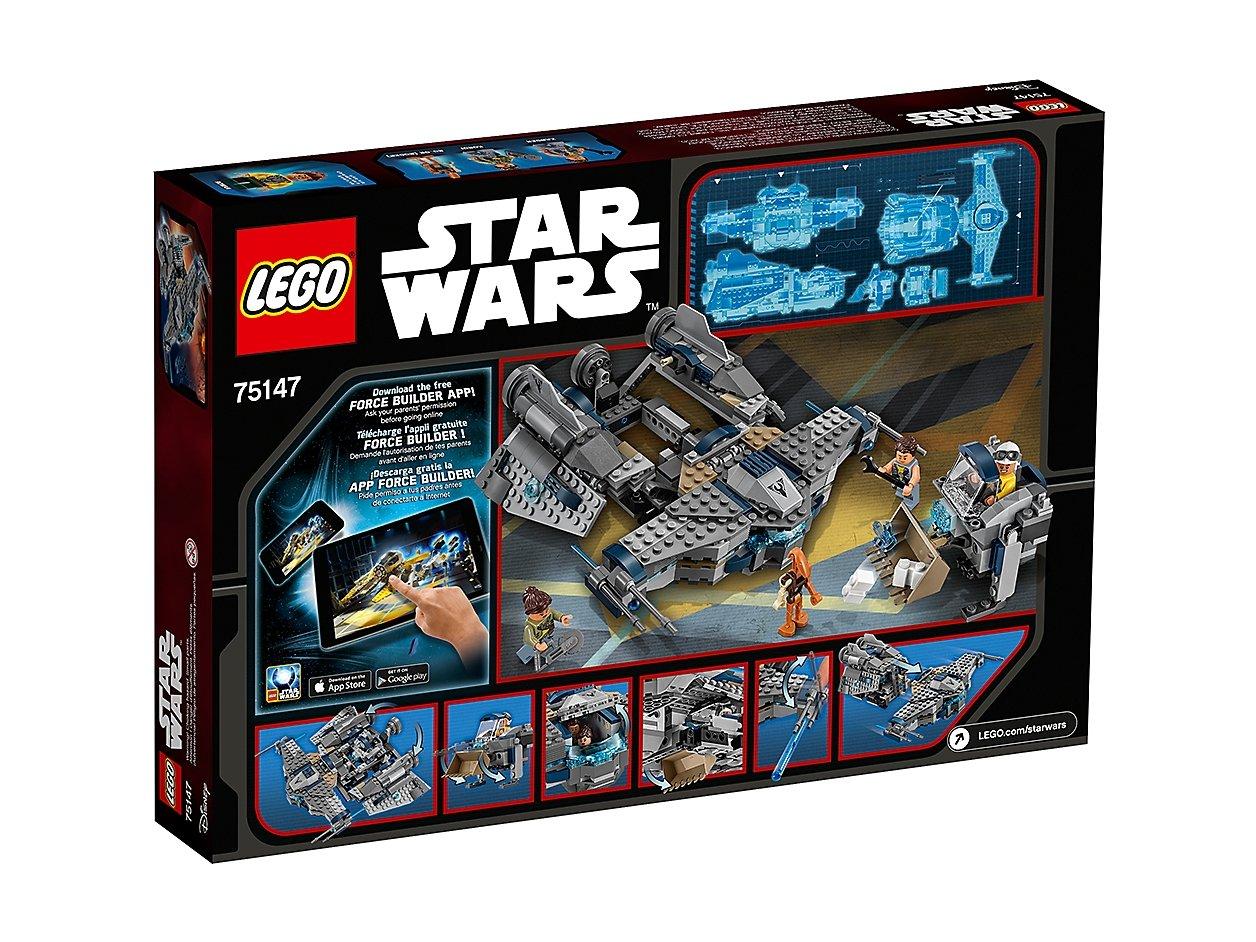 LEGO Star Wars™ Gwiezdny Sęp 75147