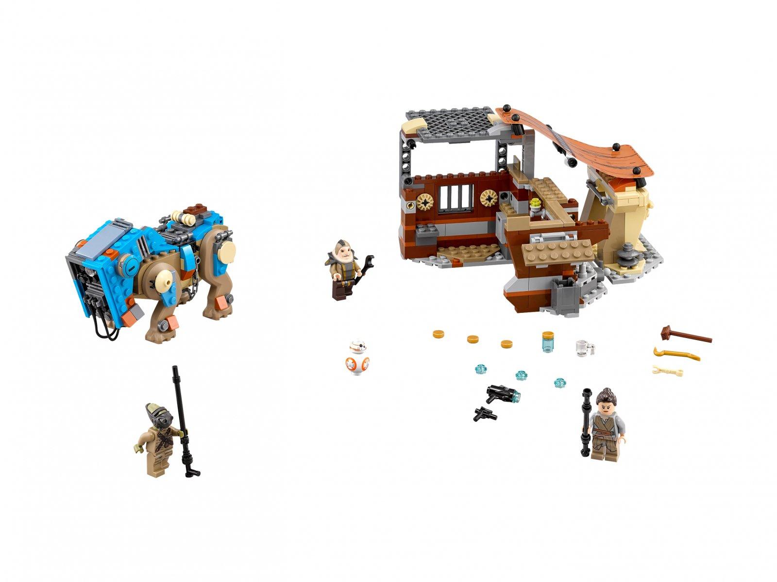 LEGO Star Wars™ Spotkanie na Jakku 75148